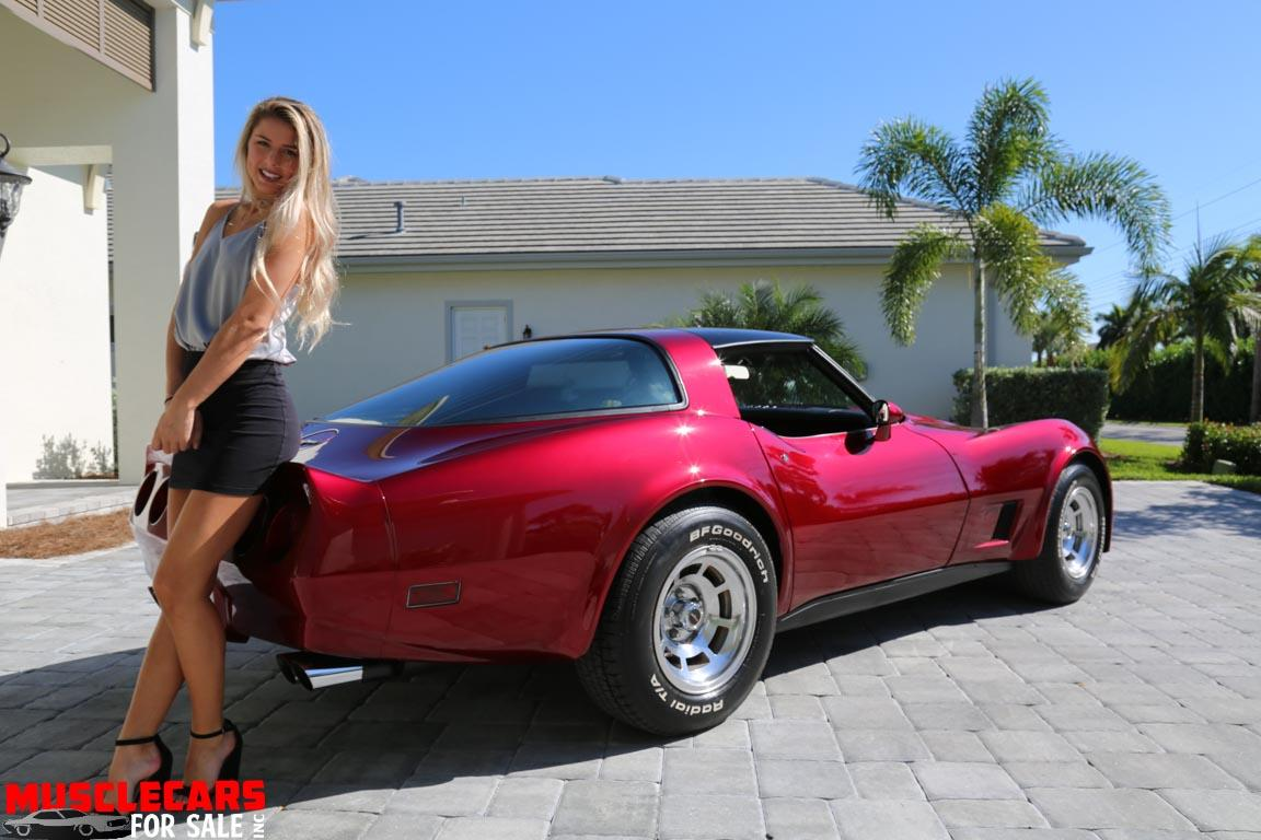 Used 1980 Chevrolet Corvette for sale Sold at Muscle Cars for Sale Inc. in Fort Myers FL 33912 3