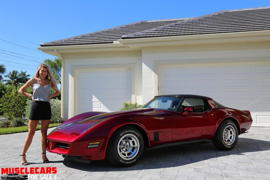 Used 1980 Chevrolet Corvette for sale Sold at Muscle Cars for Sale Inc. in Fort Myers FL 33912 6