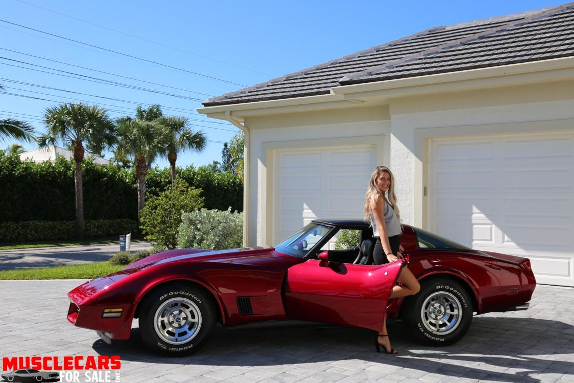 Used 1980 Chevrolet Corvette for sale Sold at Muscle Cars for Sale Inc. in Fort Myers FL 33912 7