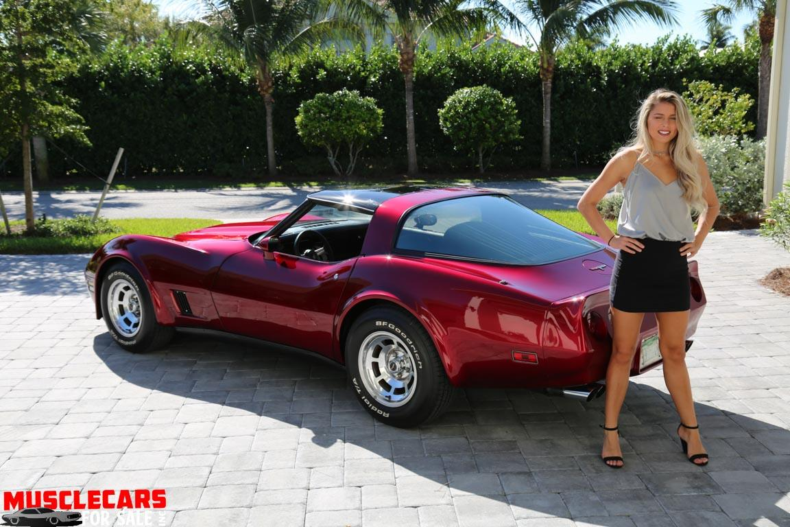 Used 1980 Chevrolet Corvette for sale Sold at Muscle Cars for Sale Inc. in Fort Myers FL 33912 8