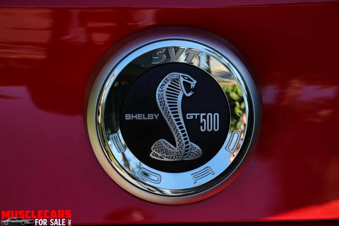 Used 2011 Ford  Shelby Mustang GT500 for sale Sold at Muscle Cars for Sale Inc. in Fort Myers FL 33912 8