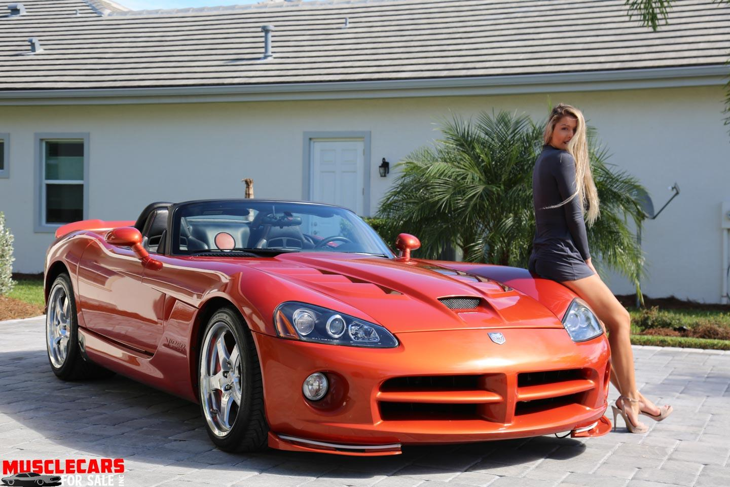 Used 2005 Dodge  Viper for sale Sold at Muscle Cars for Sale Inc. in Fort Myers FL 33912 2