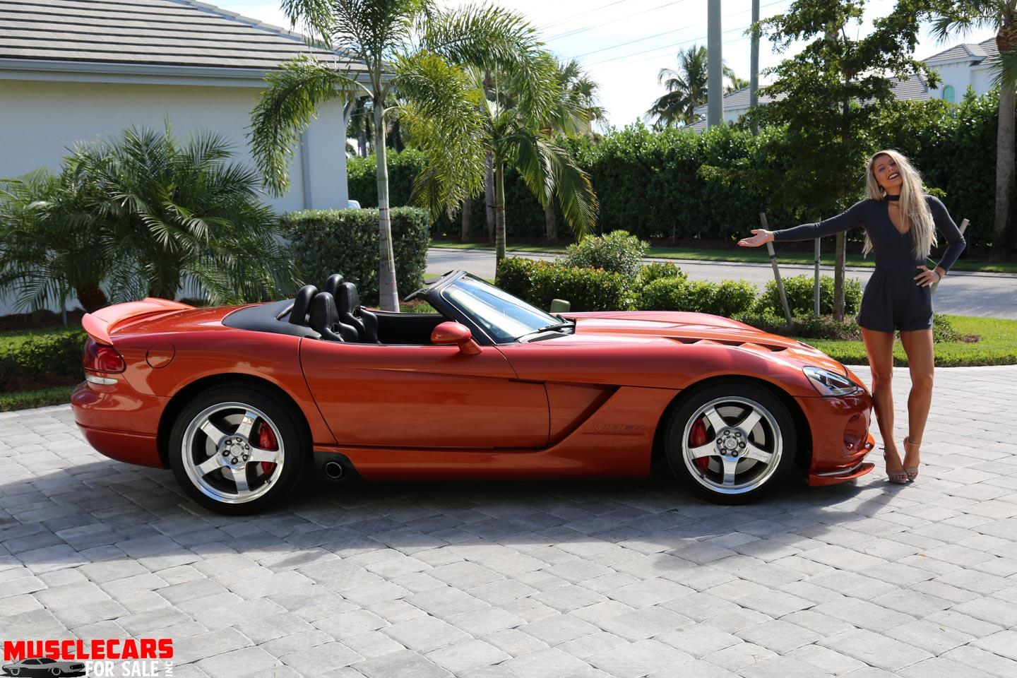 Used 2005 Dodge  Viper for sale Sold at Muscle Cars for Sale Inc. in Fort Myers FL 33912 3