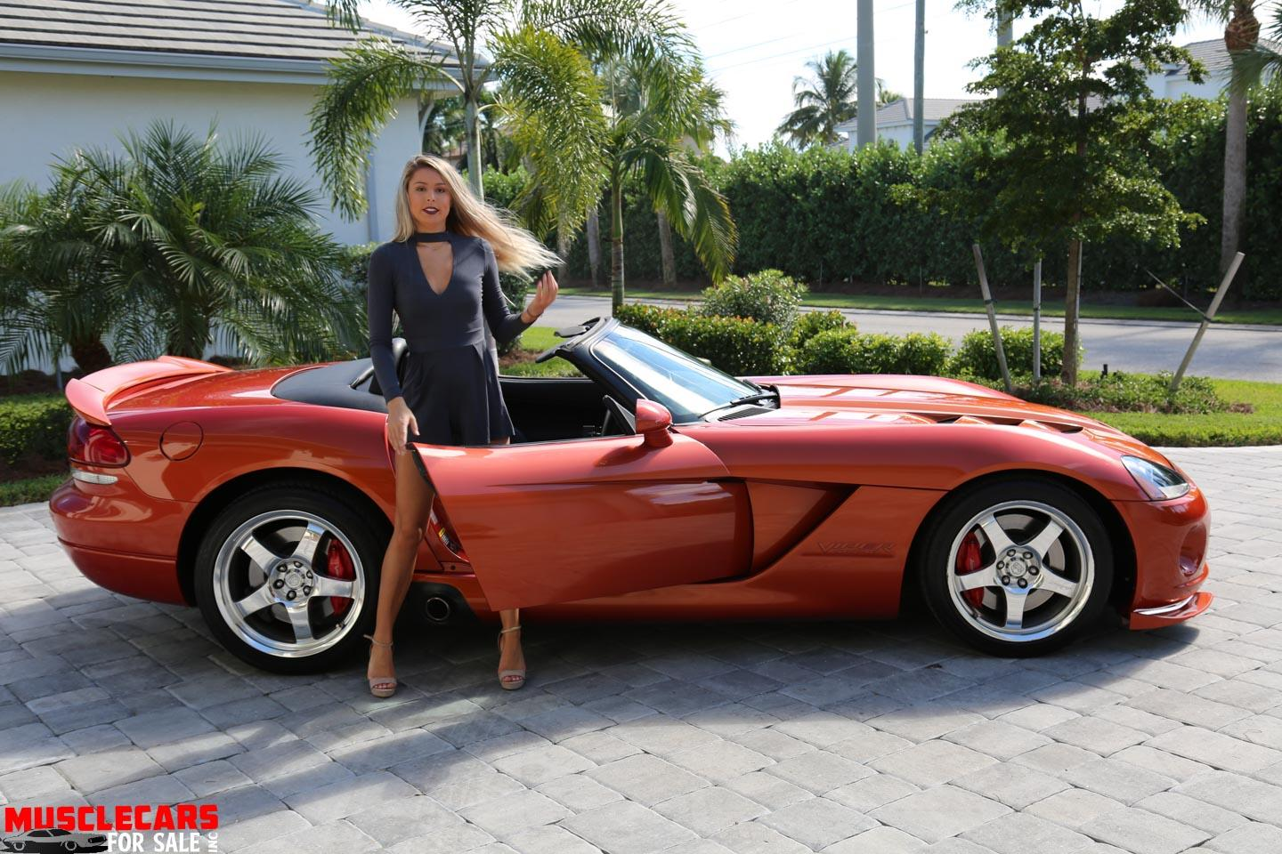 Used 2005 Dodge  Viper for sale Sold at Muscle Cars for Sale Inc. in Fort Myers FL 33912 4
