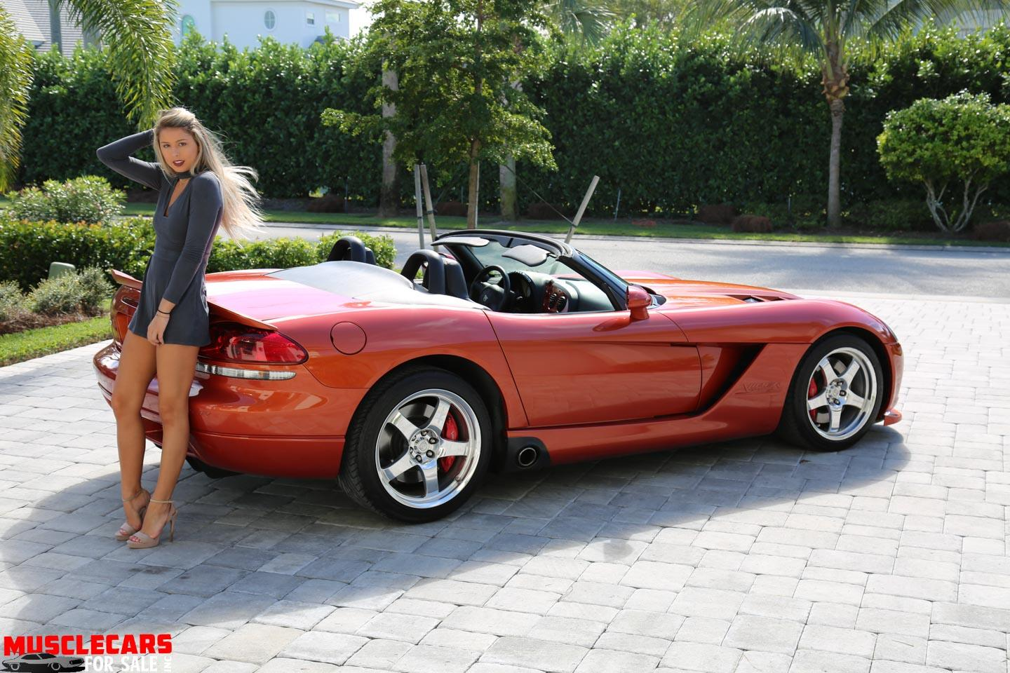 Used 2005 Dodge  Viper for sale Sold at Muscle Cars for Sale Inc. in Fort Myers FL 33912 6