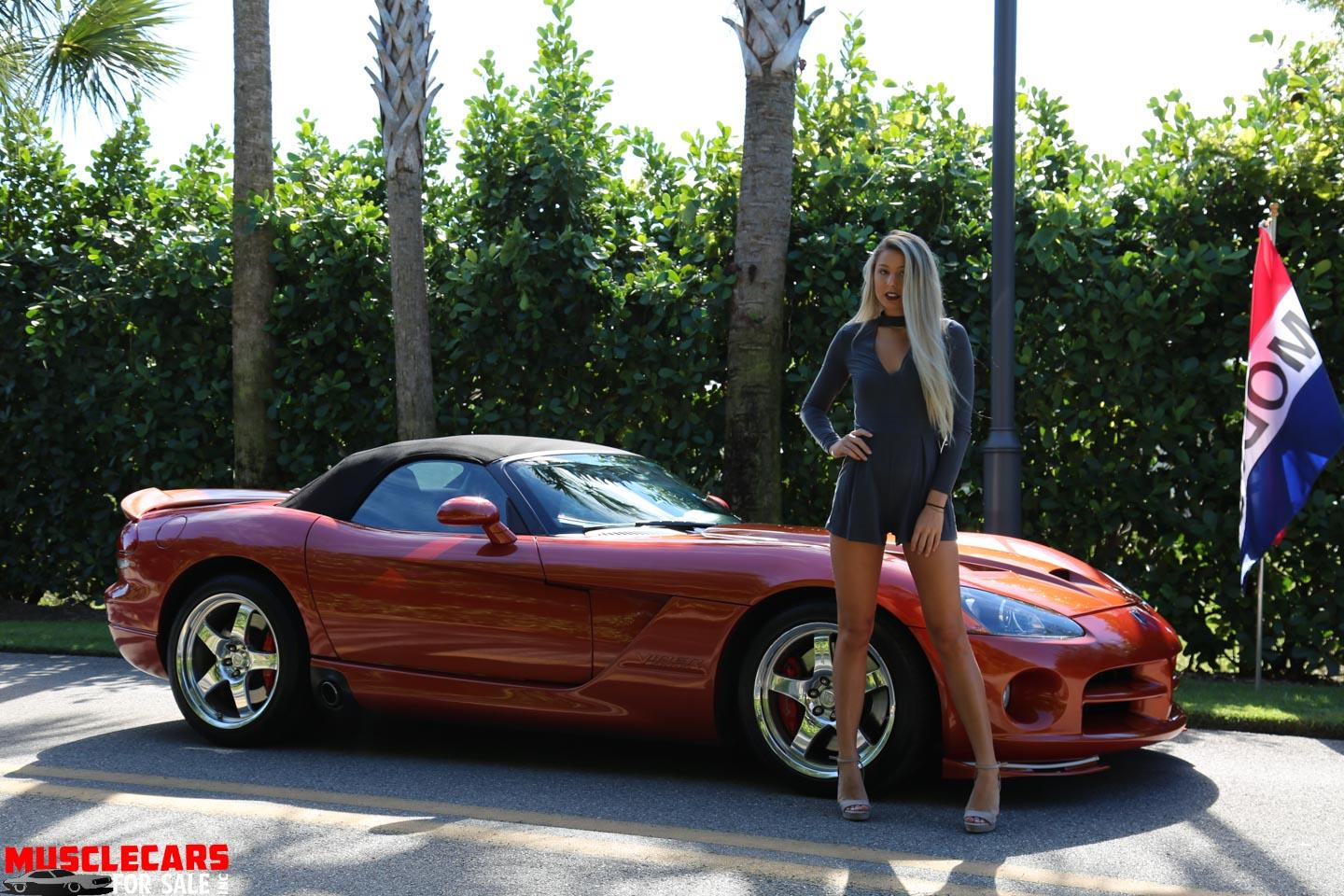 Used 2005 Dodge  Viper for sale Sold at Muscle Cars for Sale Inc. in Fort Myers FL 33912 7