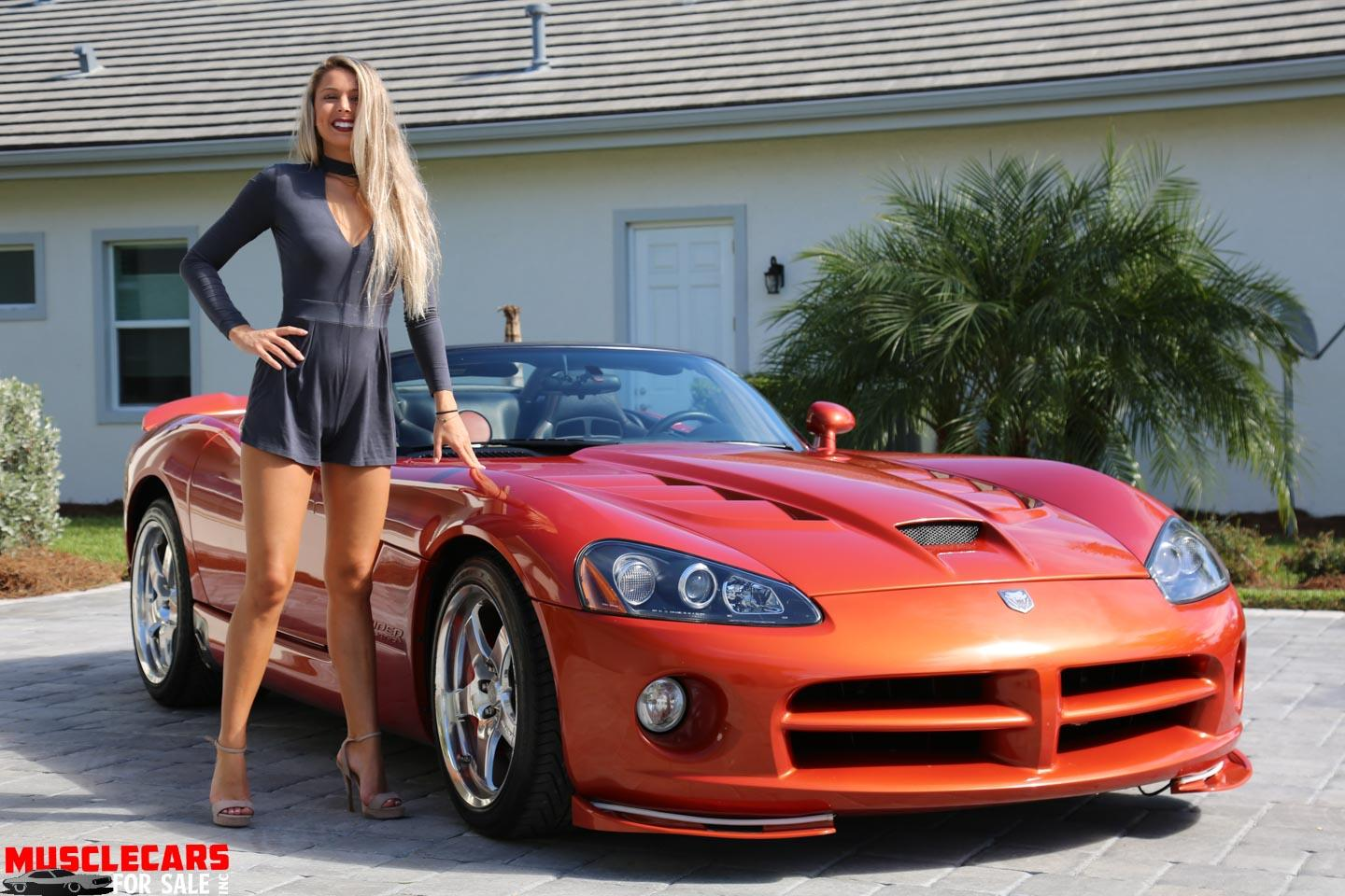 Used 2005 Dodge  Viper for sale Sold at Muscle Cars for Sale Inc. in Fort Myers FL 33912 1