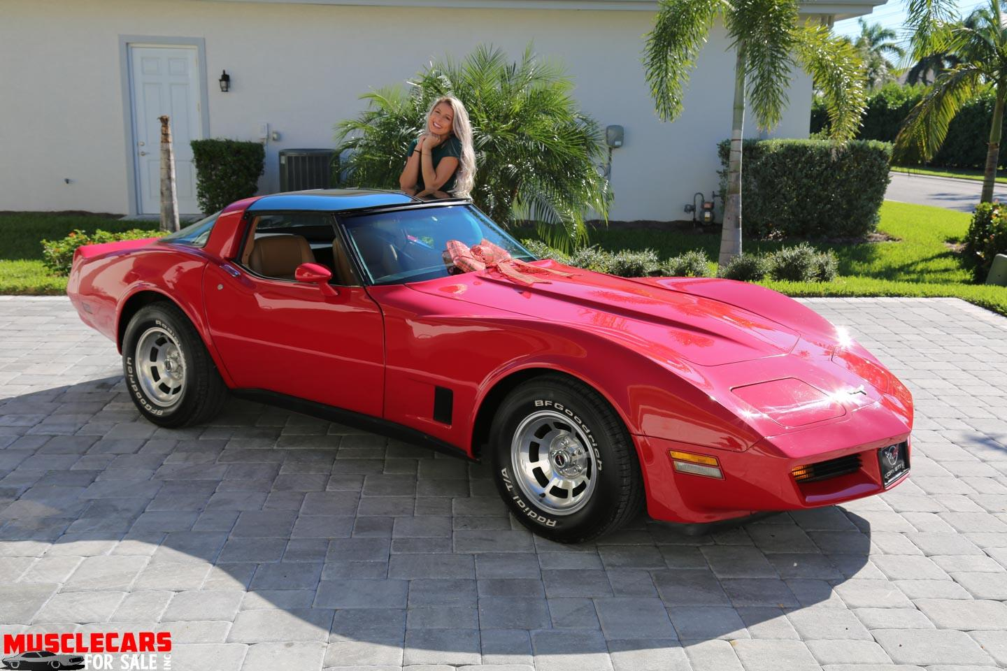 Used 1981 Chevrolet Corvette for sale Sold at Muscle Cars for Sale Inc. in Fort Myers FL 33912 2