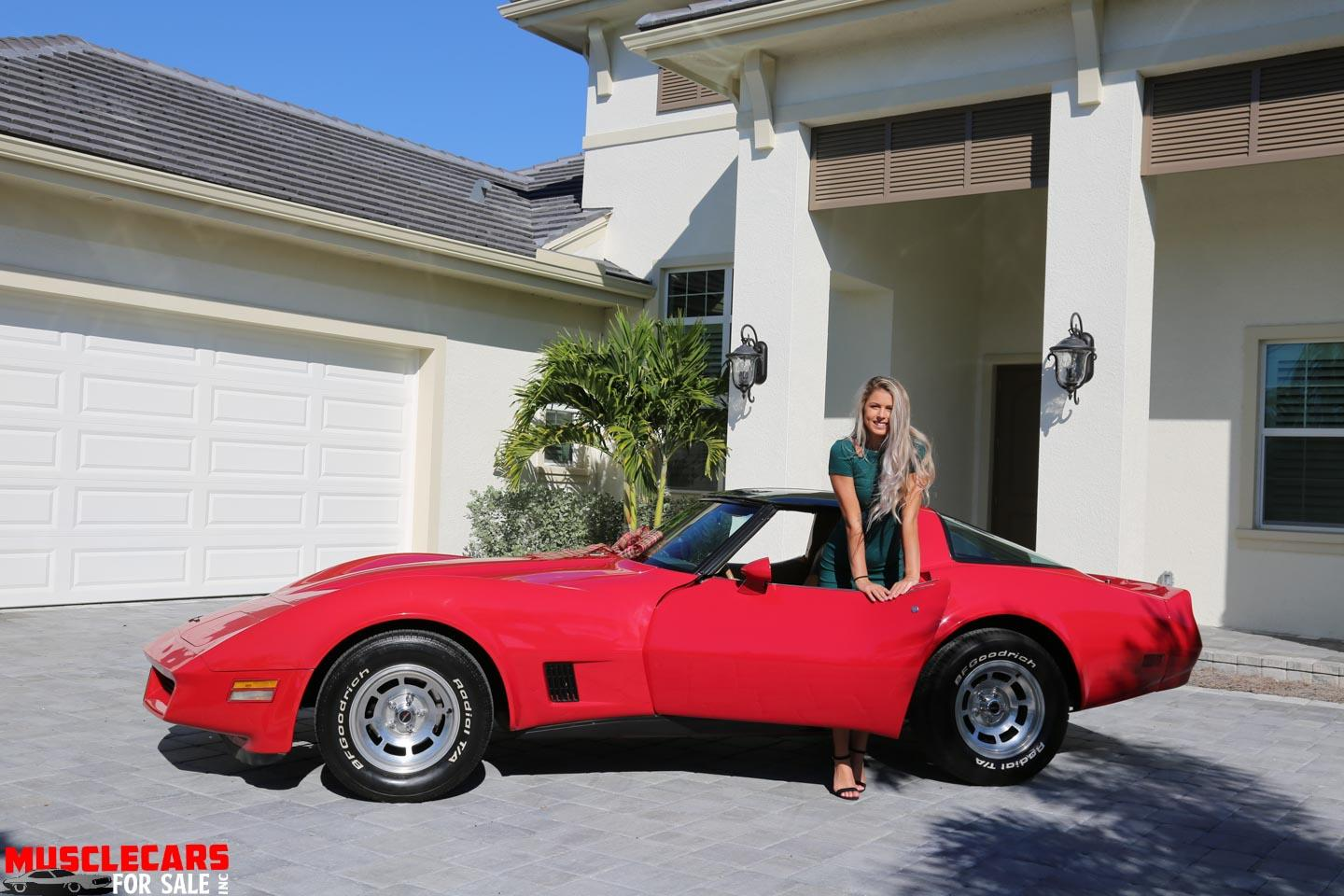 Used 1981 Chevrolet Corvette for sale Sold at Muscle Cars for Sale Inc. in Fort Myers FL 33912 3