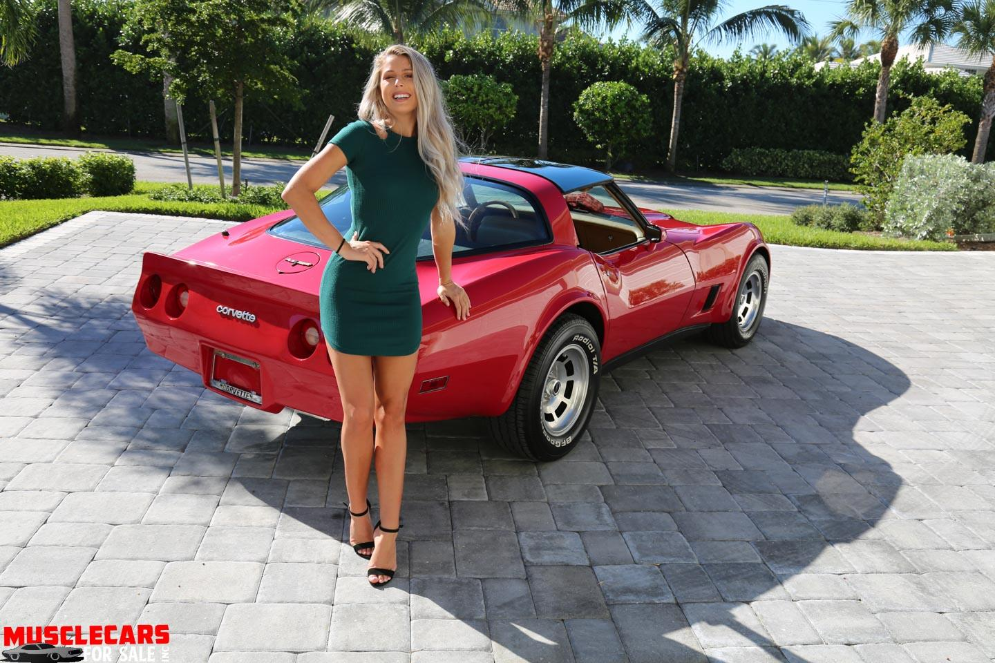 Used 1981 Chevrolet Corvette for sale Sold at Muscle Cars for Sale Inc. in Fort Myers FL 33912 4