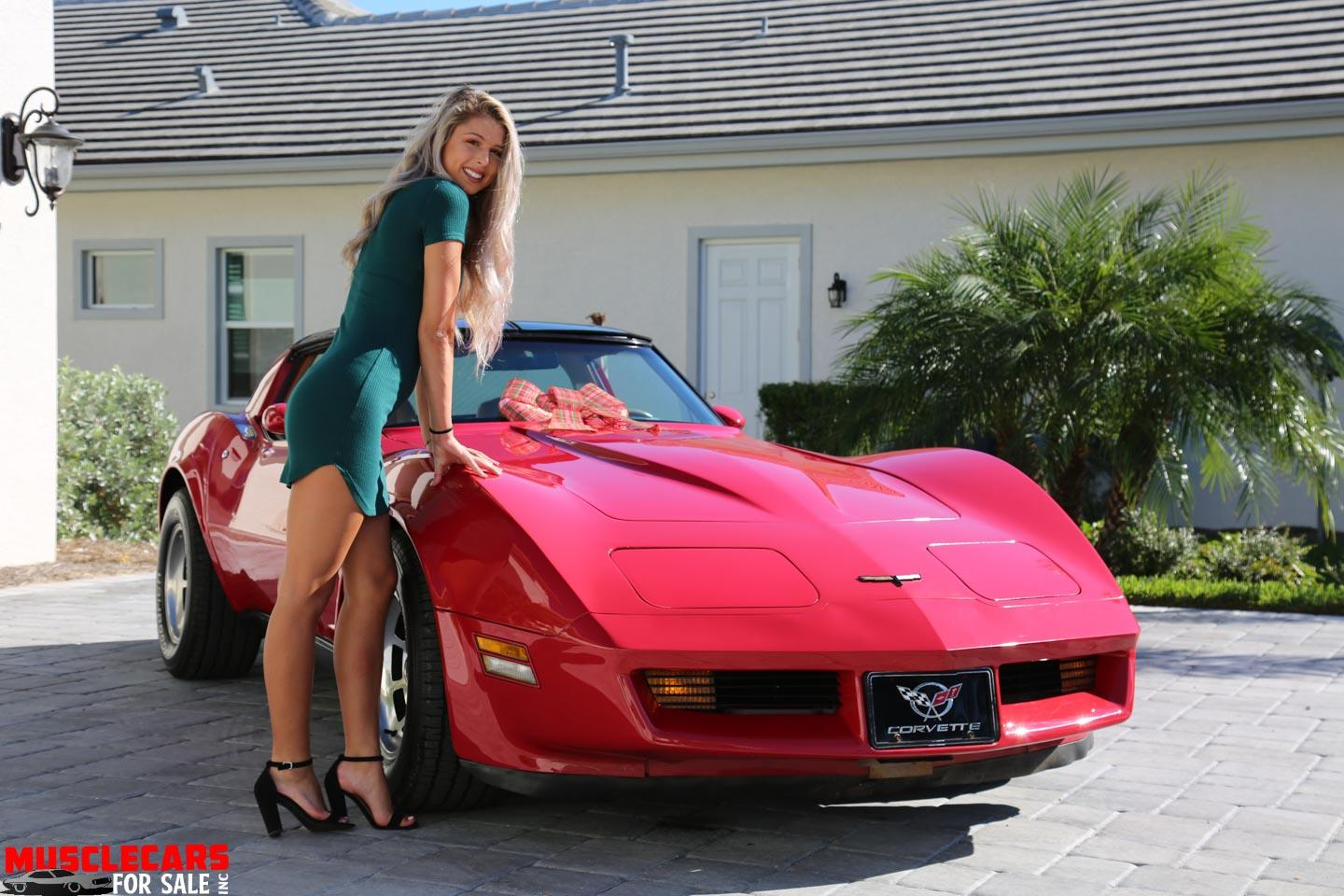 Used 1981 Chevrolet Corvette for sale Sold at Muscle Cars for Sale Inc. in Fort Myers FL 33912 5