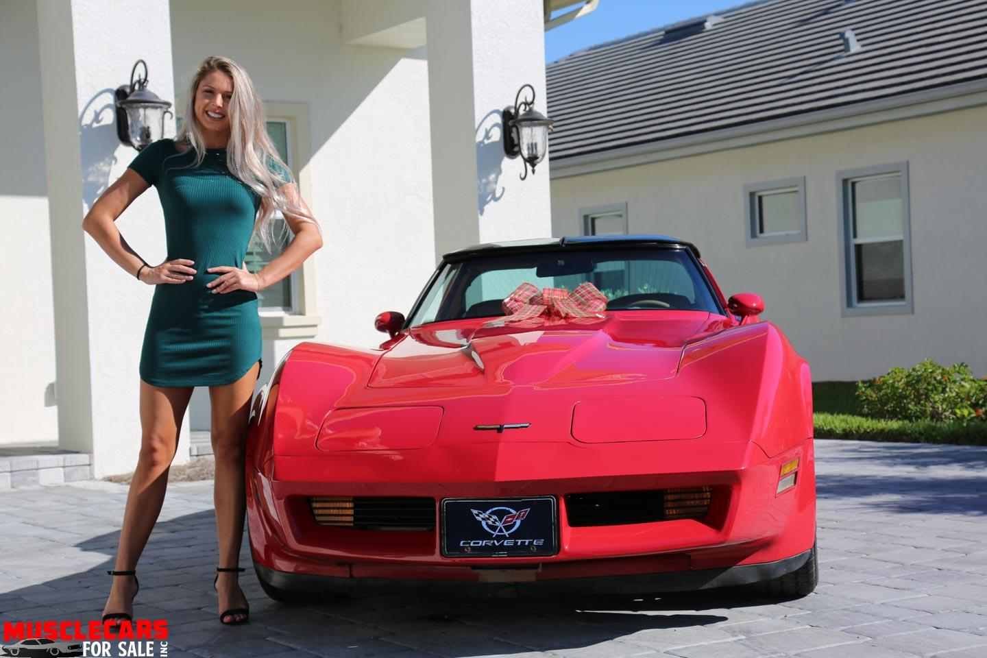 Used 1981 Chevrolet Corvette for sale Sold at Muscle Cars for Sale Inc. in Fort Myers FL 33912 6