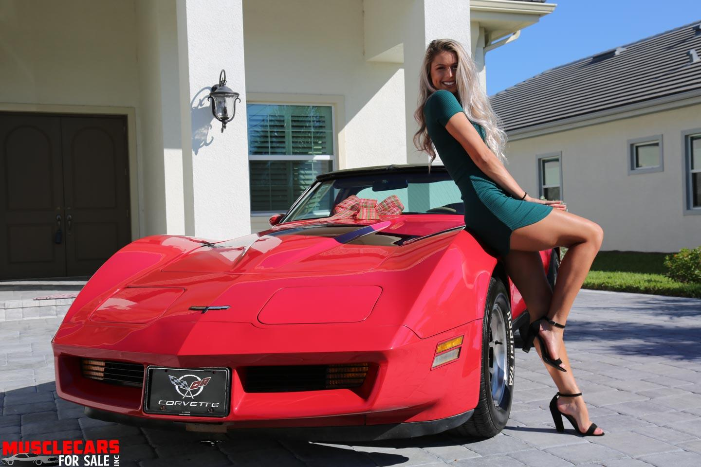 Used 1981 Chevrolet Corvette for sale Sold at Muscle Cars for Sale Inc. in Fort Myers FL 33912 7