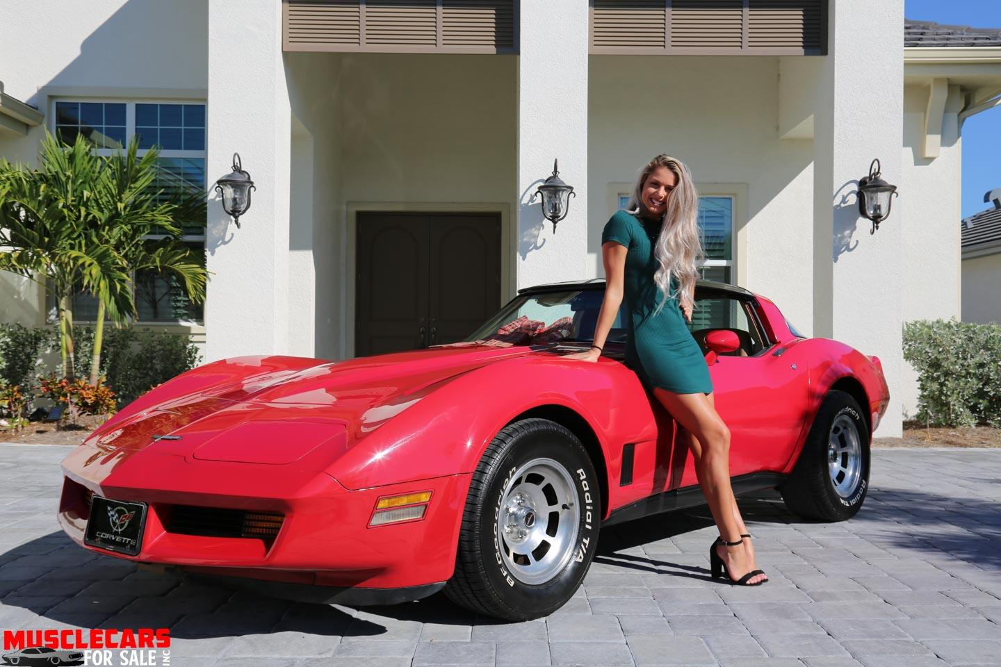 Used 1981 Chevrolet Corvette for sale Sold at Muscle Cars for Sale Inc. in Fort Myers FL 33912 1
