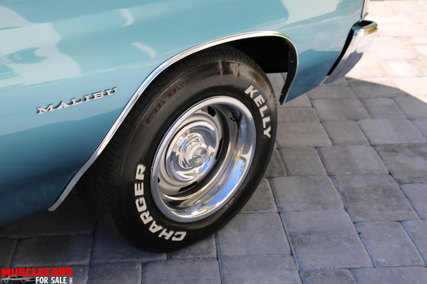 Used 1971 Chevrolet Malibu for sale Sold at Muscle Cars for Sale Inc. in Fort Myers FL 33912 7