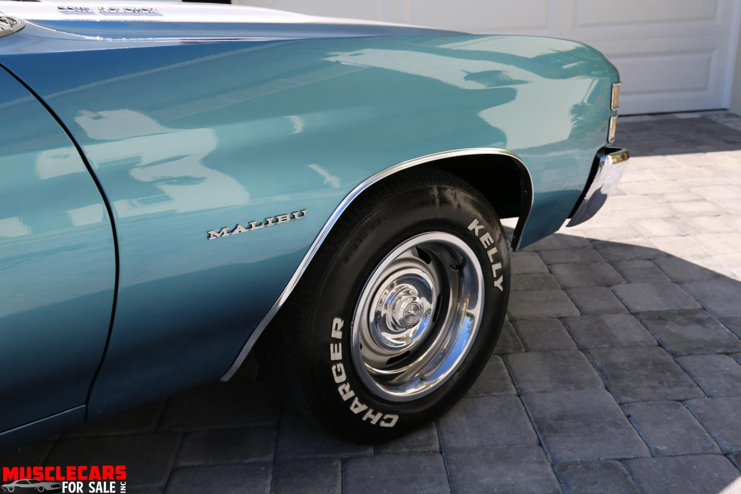 Used 1971 Chevrolet Malibu for sale Sold at Muscle Cars for Sale Inc. in Fort Myers FL 33912 8