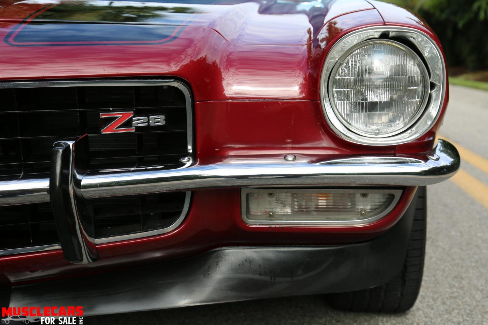 Used 1973 Chevrolet Camaro Z/28 for sale Sold at Muscle Cars for Sale Inc. in Fort Myers FL 33912 5