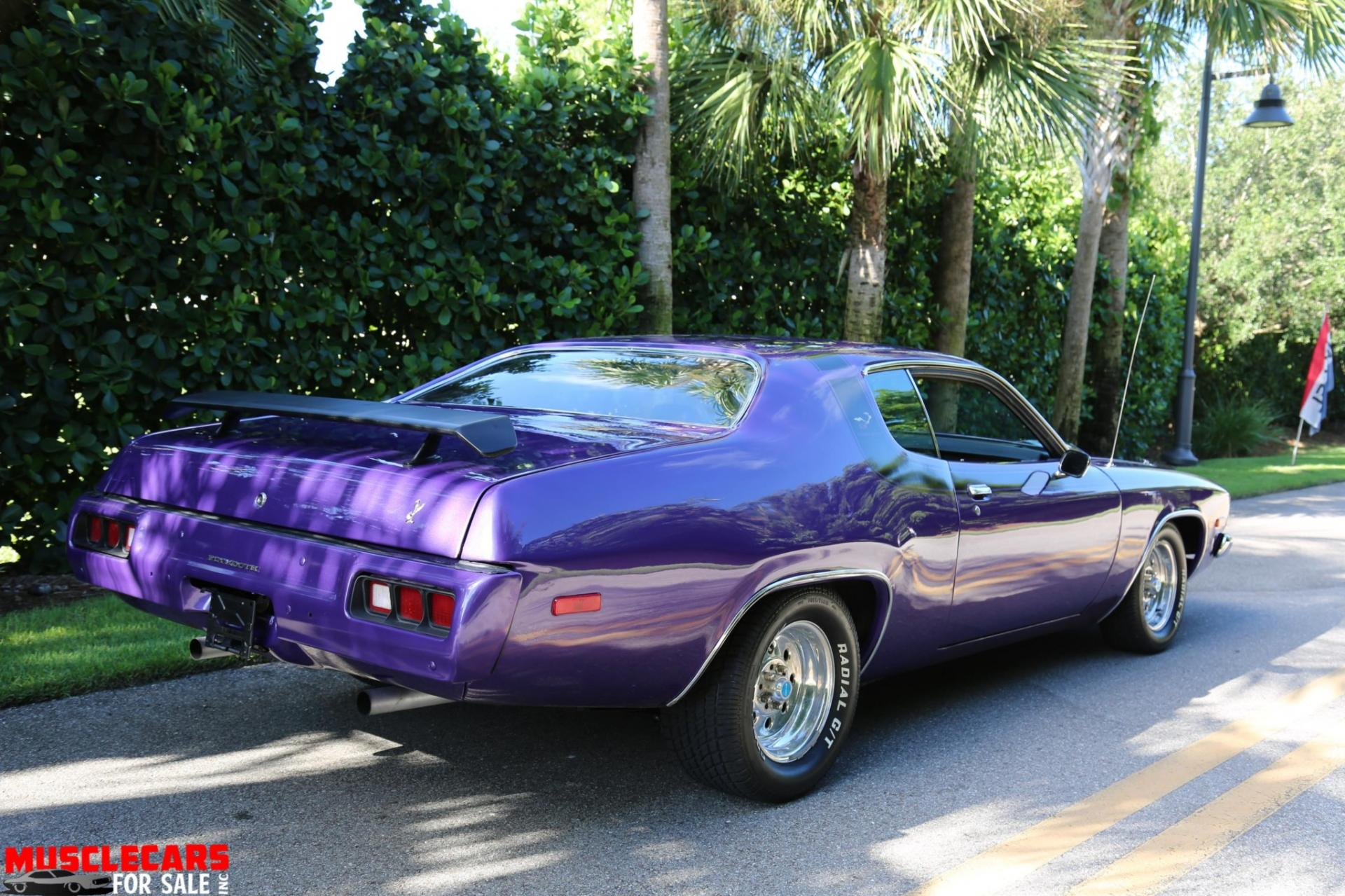 Used 1973 Plymouth  Road Runner for sale Sold at Muscle Cars for Sale Inc. in Fort Myers FL 33912 8