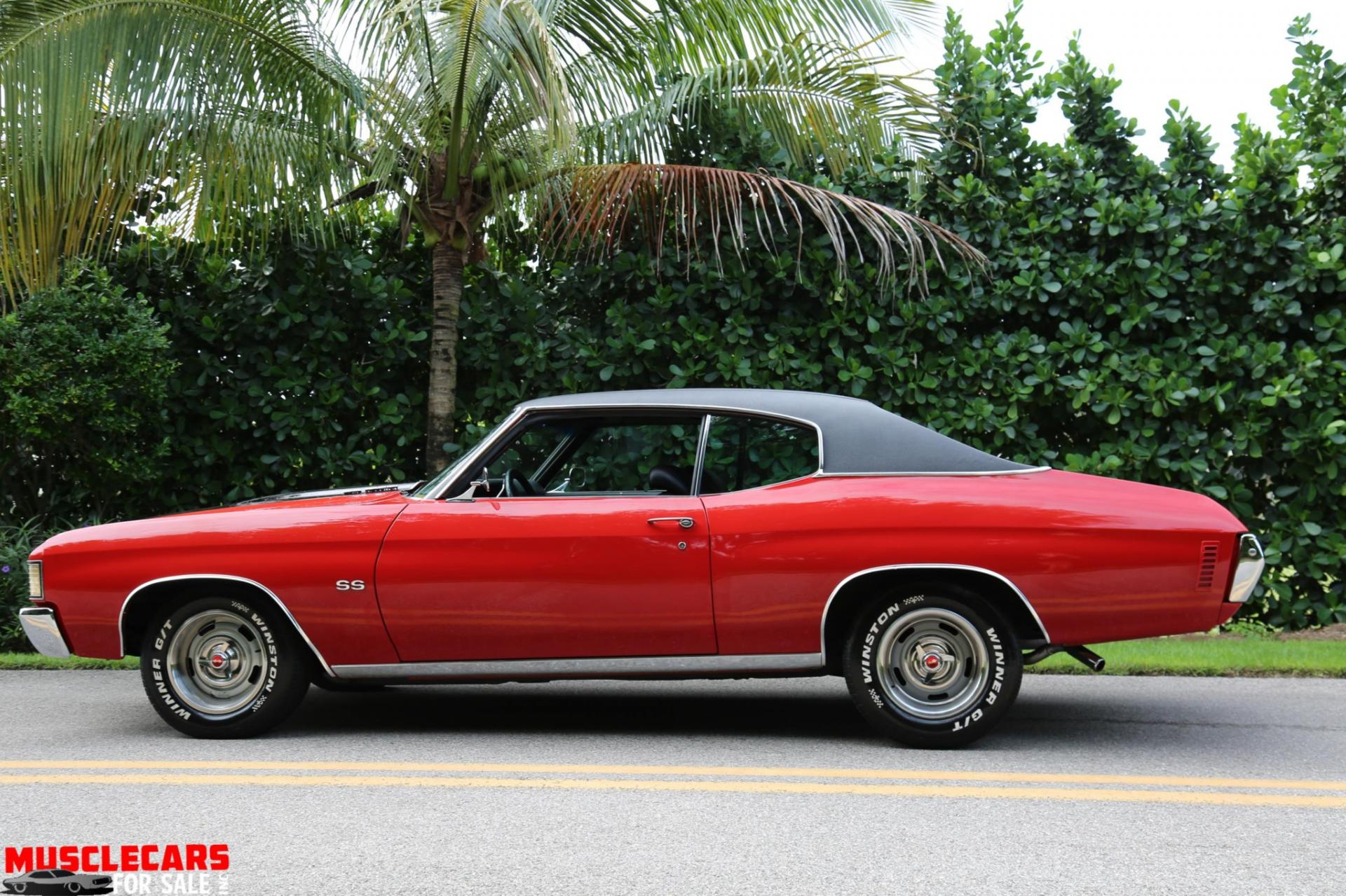 Used 1972 Chevrolet Chevelle for sale Sold at Muscle Cars for Sale Inc. in Fort Myers FL 33912 3