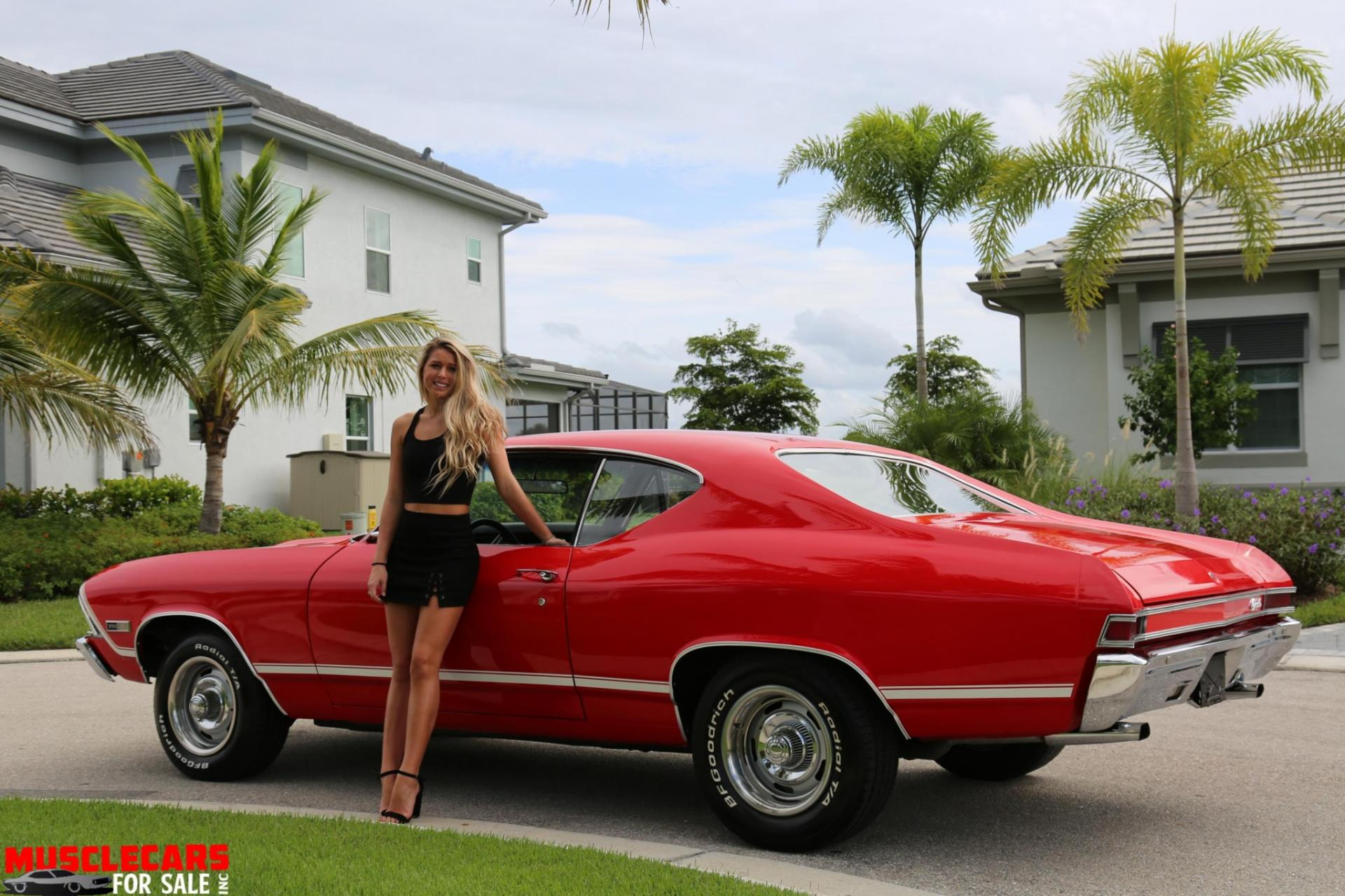Used 1968 Chevrolet Chevelle for sale Sold at Muscle Cars for Sale Inc. in Fort Myers FL 33912 2