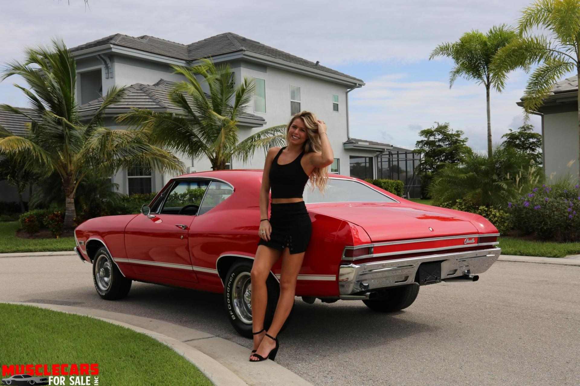 Used 1968 Chevrolet Chevelle for sale Sold at Muscle Cars for Sale Inc. in Fort Myers FL 33912 6