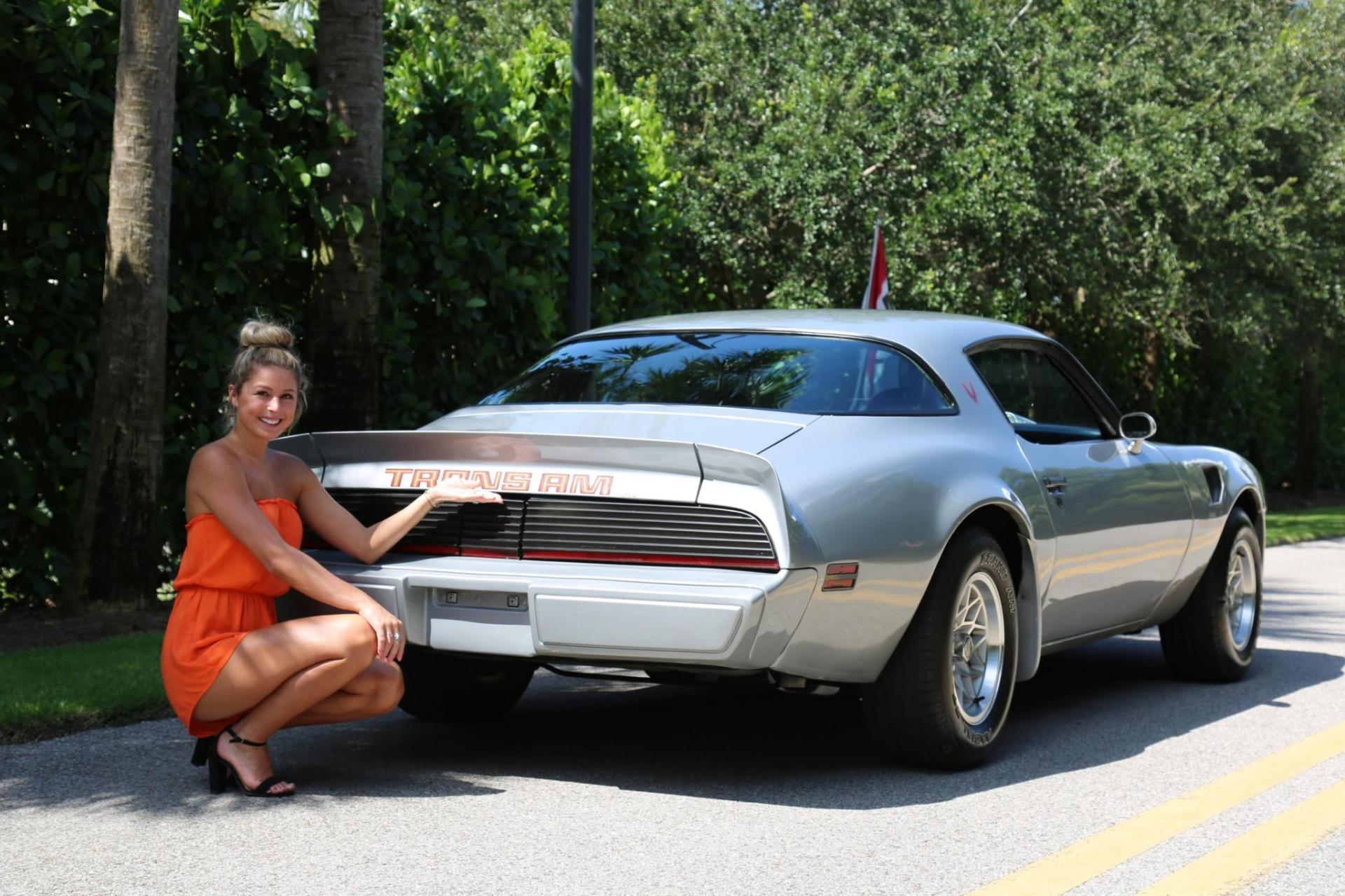 Used 1980 Pontiac  Trans Am for sale Sold at Muscle Cars for Sale Inc. in Fort Myers FL 33912 4