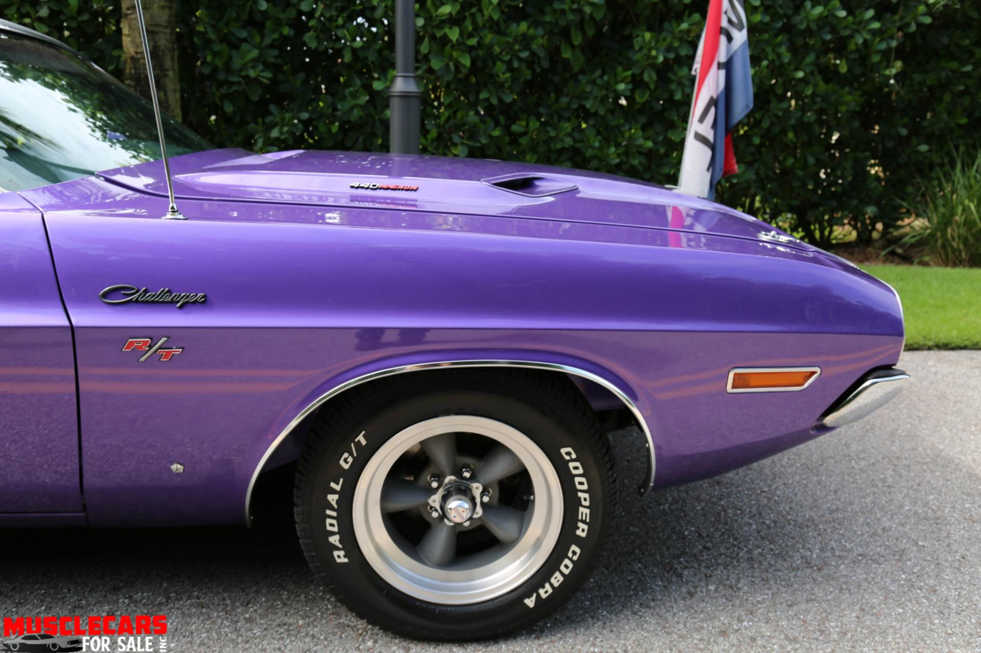 Used 1970 Dodge  Challenger for sale Sold at Muscle Cars for Sale Inc. in Fort Myers FL 33912 5