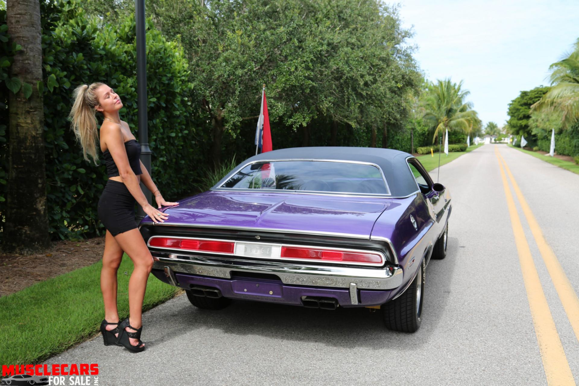 Used 1970 Dodge  Challenger for sale Sold at Muscle Cars for Sale Inc. in Fort Myers FL 33912 8