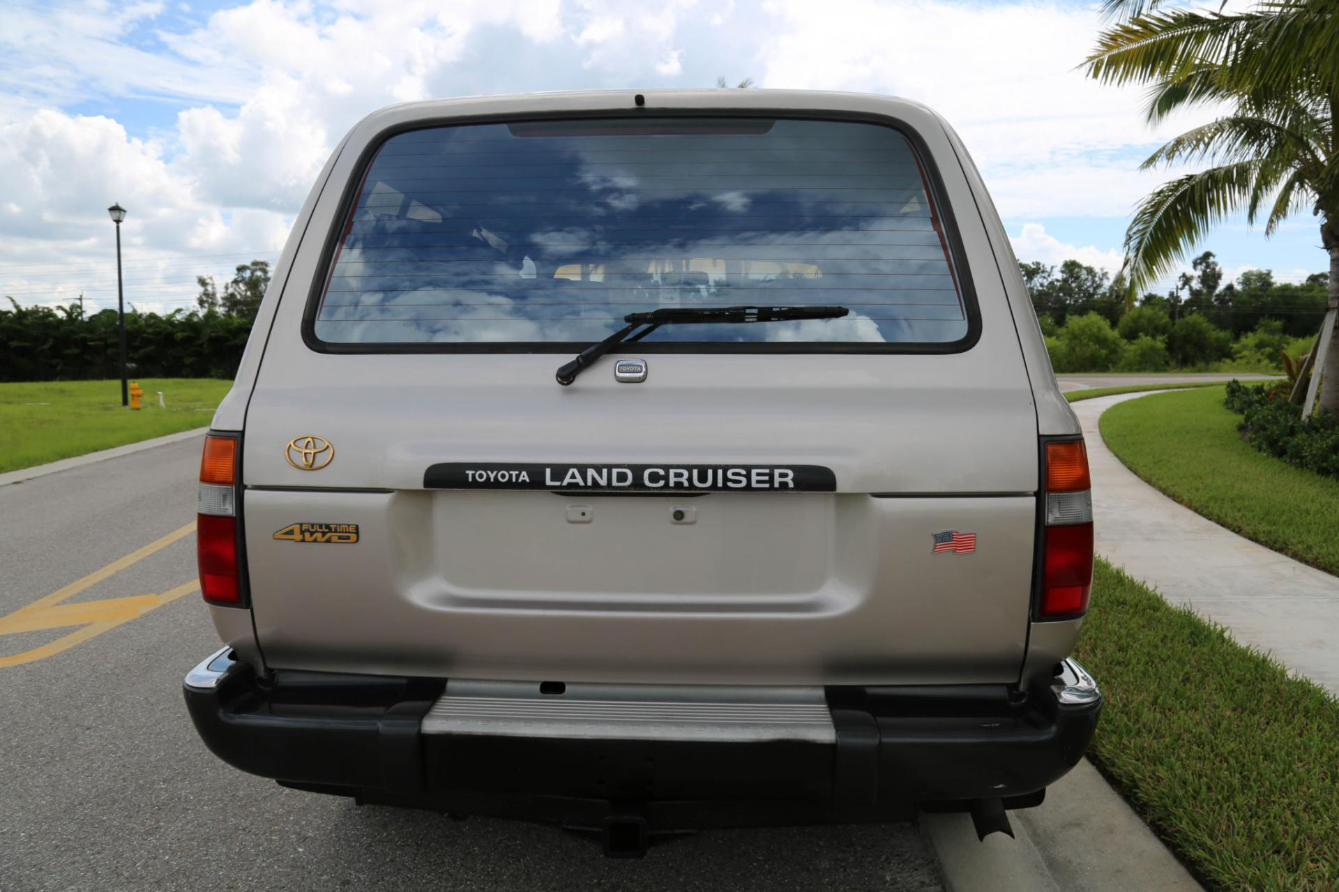 Used 1994  Land Crusier for sale Sold at Muscle Cars for Sale Inc. in Fort Myers FL 33912 5