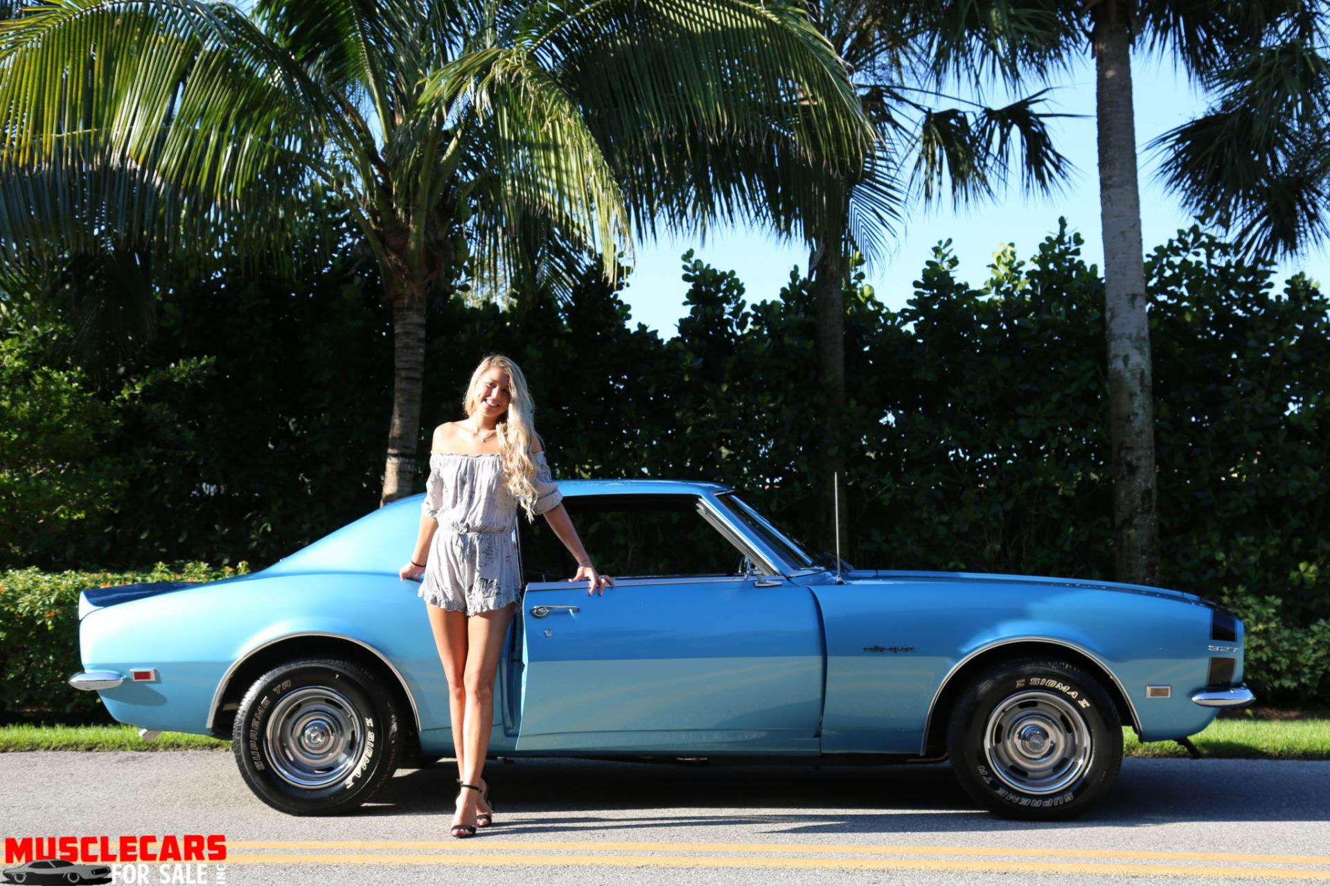 Used 1968 Chevrolet Camaro RS for sale Sold at Muscle Cars for Sale Inc. in Fort Myers FL 33912 4