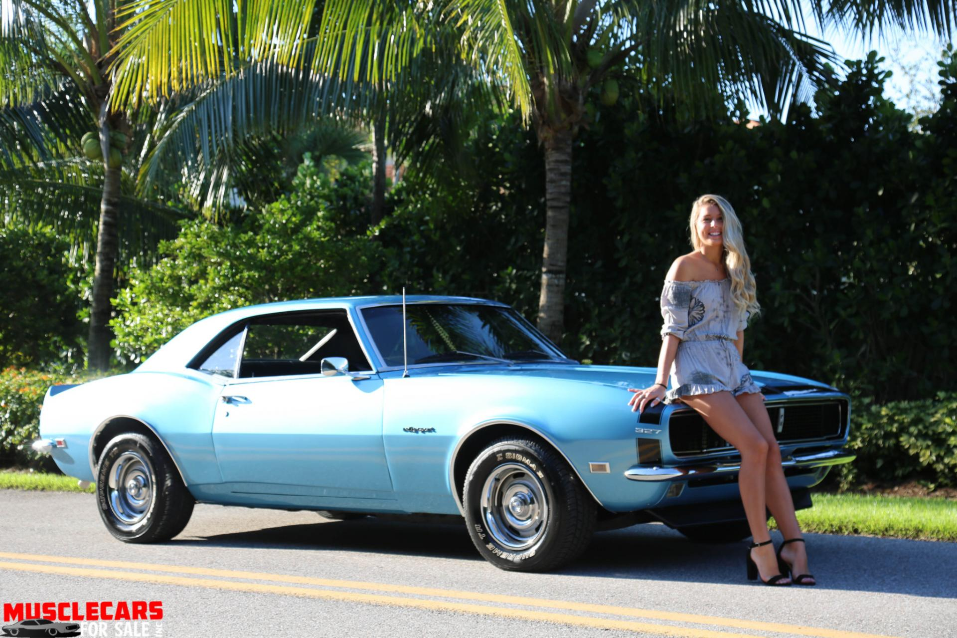 Used 1968 Chevrolet Camaro RS for sale Sold at Muscle Cars for Sale Inc. in Fort Myers FL 33912 6