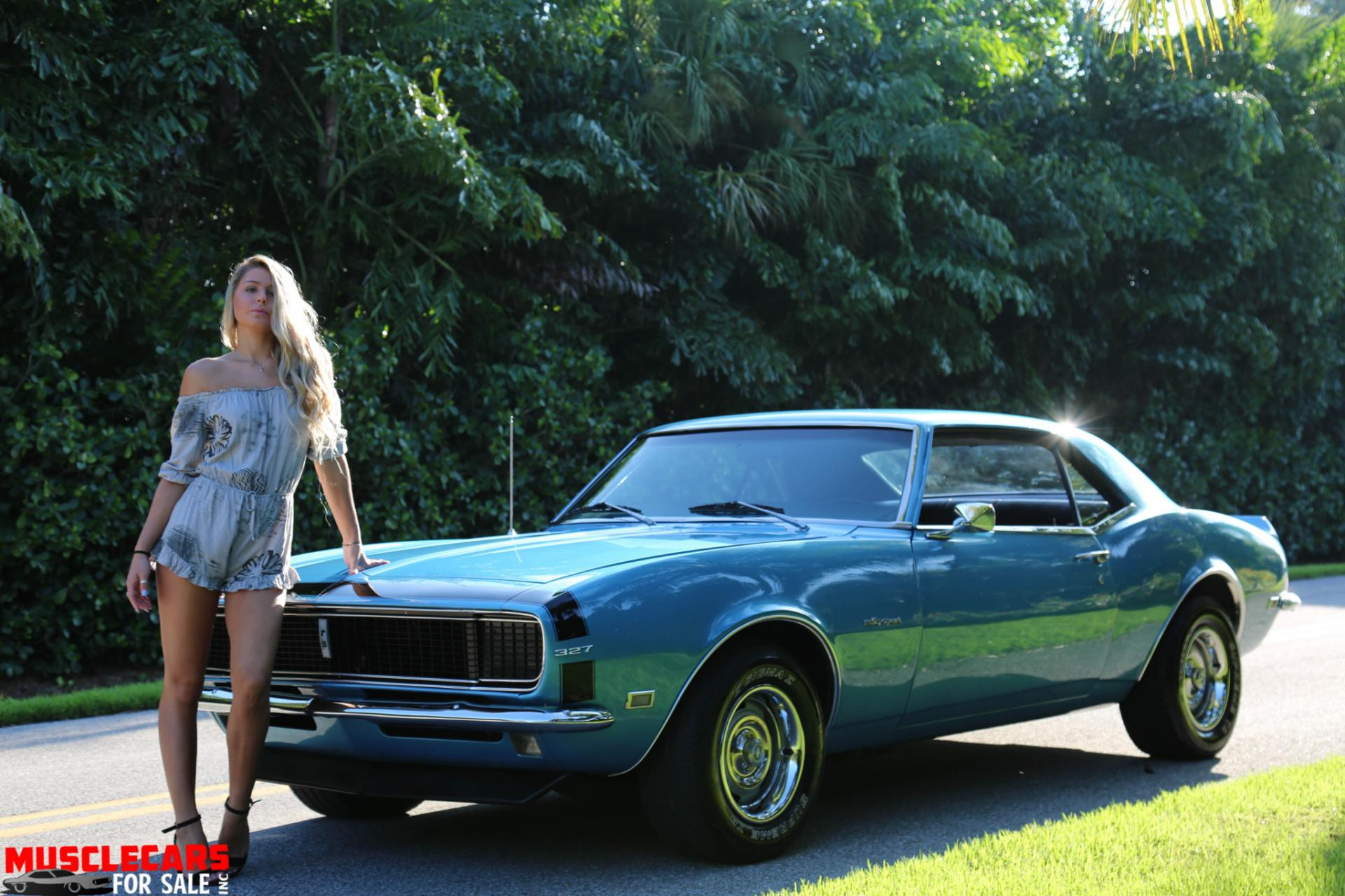 Used 1968 Chevrolet Camaro RS for sale Sold at Muscle Cars for Sale Inc. in Fort Myers FL 33912 1
