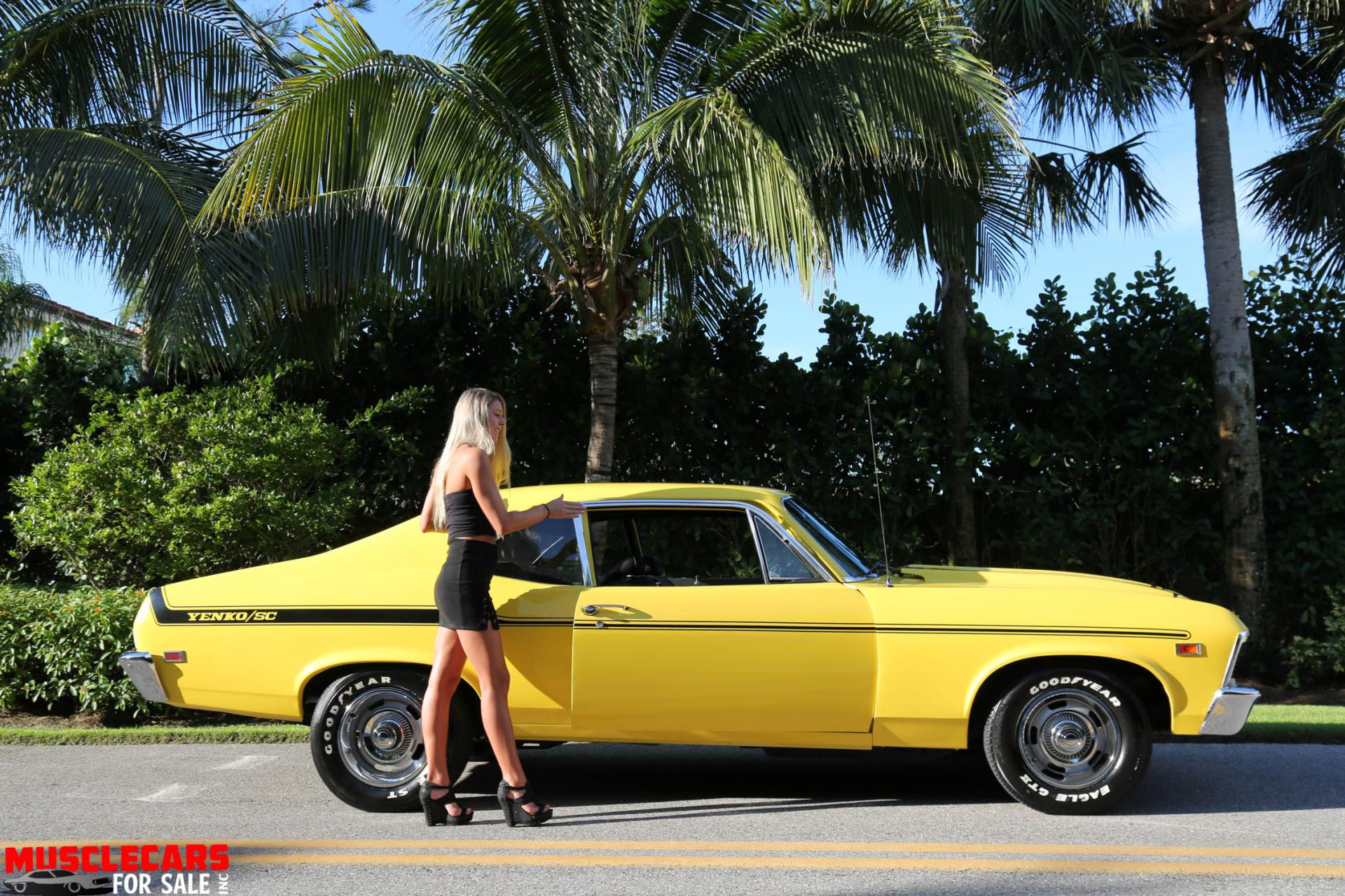 Used 1969  Nova SS for sale Sold at Muscle Cars for Sale Inc. in Fort Myers FL 33912 6