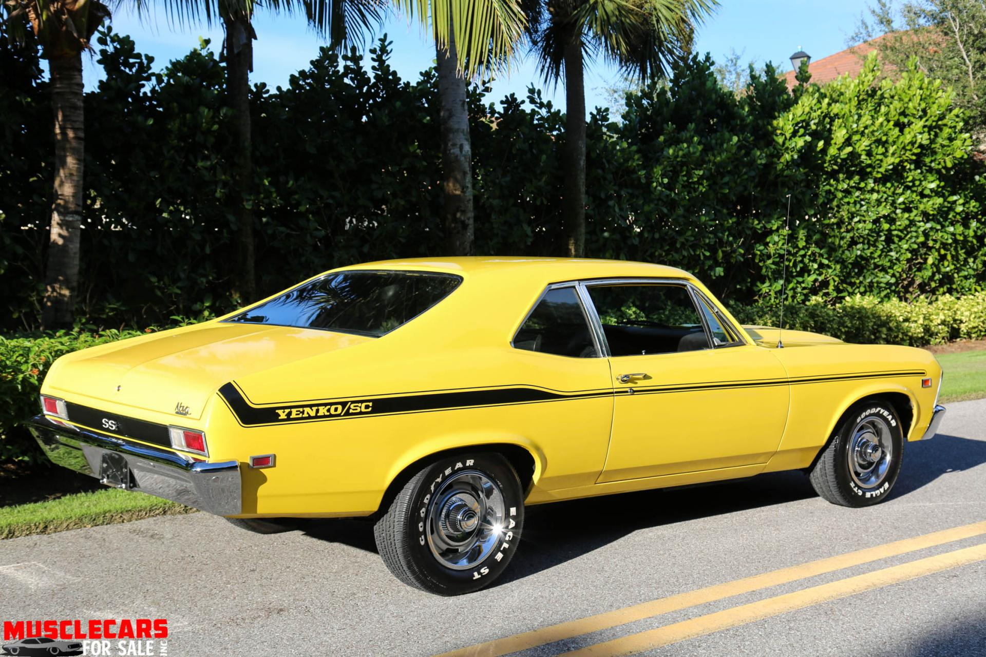 Used 1969  Nova SS for sale Sold at Muscle Cars for Sale Inc. in Fort Myers FL 33912 7