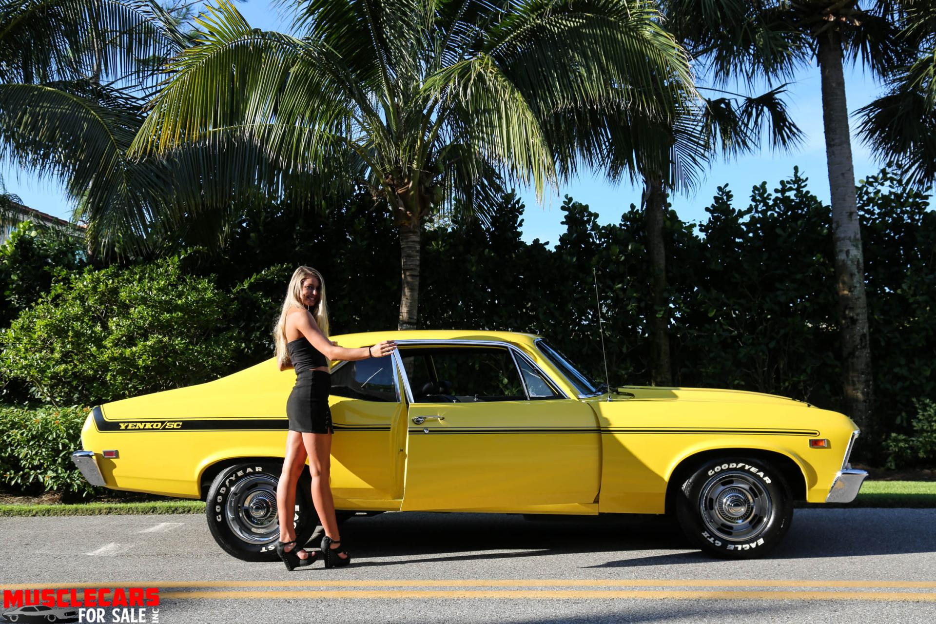 Used 1969  Nova SS for sale Sold at Muscle Cars for Sale Inc. in Fort Myers FL 33912 1