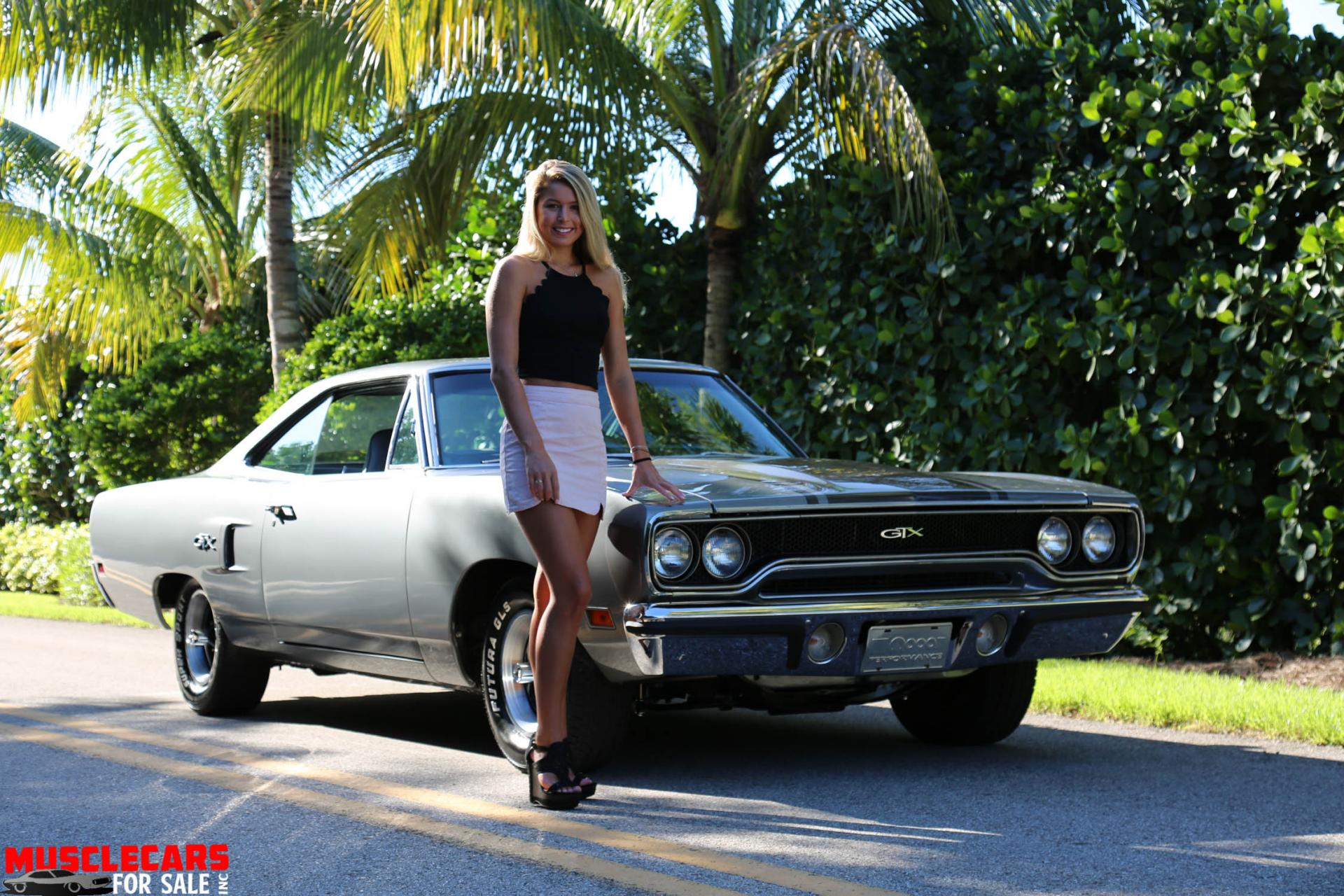 Used 1970 Plymouth  GTX for sale Sold at Muscle Cars for Sale Inc. in Fort Myers FL 33912 8