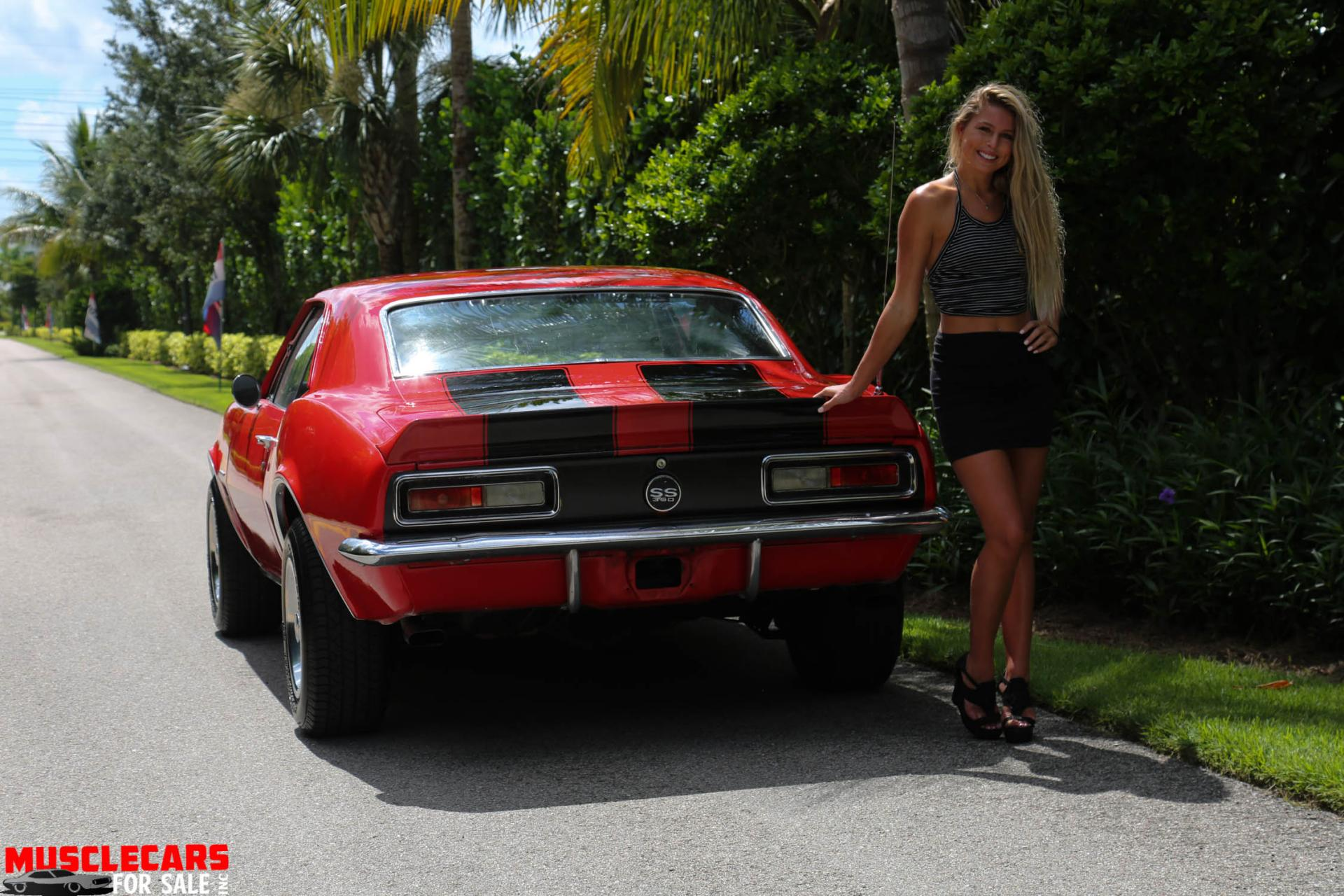 Used 1967 Chevrolet Camaro for sale Sold at Muscle Cars for Sale Inc. in Fort Myers FL 33912 2