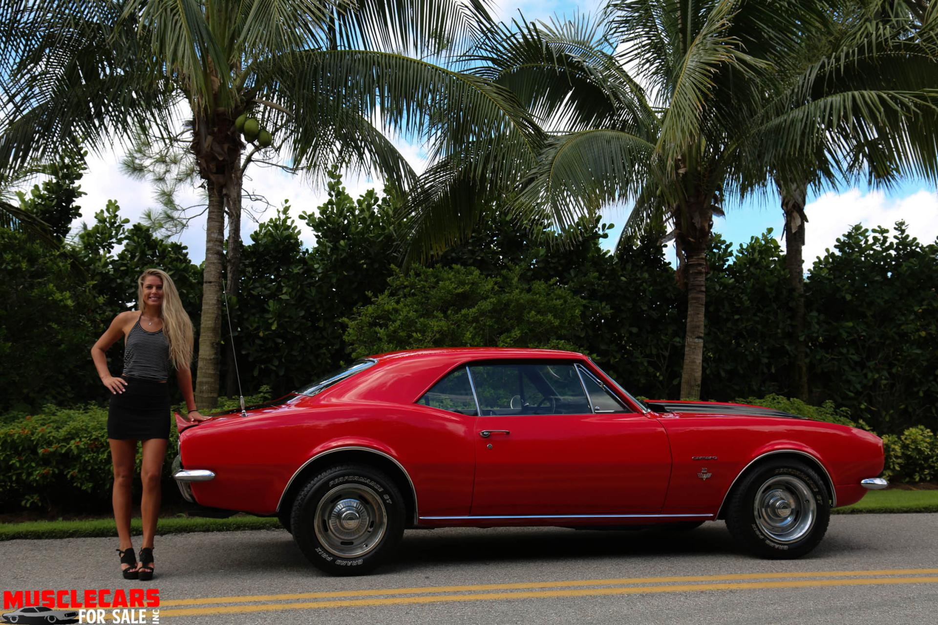 Used 1967 Chevrolet Camaro for sale Sold at Muscle Cars for Sale Inc. in Fort Myers FL 33912 3