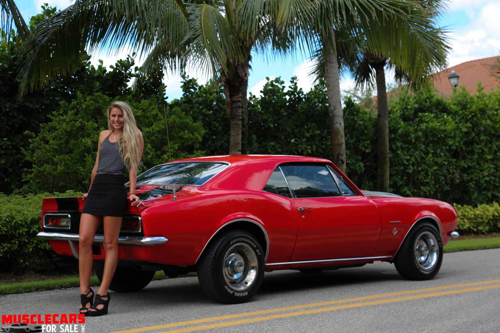 Used 1967 Chevrolet Camaro for sale Sold at Muscle Cars for Sale Inc. in Fort Myers FL 33912 4