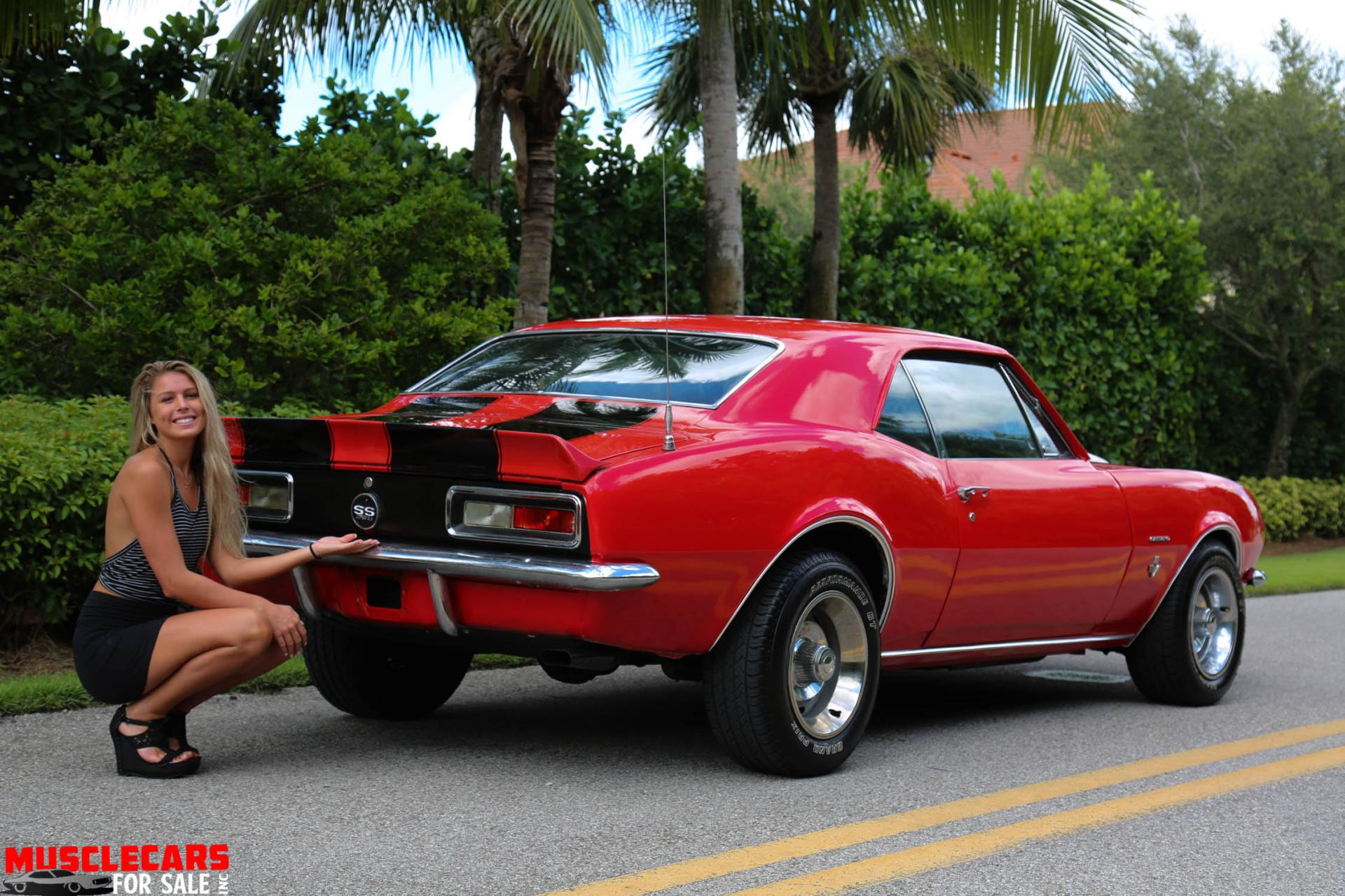 Used 1967 Chevrolet Camaro for sale Sold at Muscle Cars for Sale Inc. in Fort Myers FL 33912 7