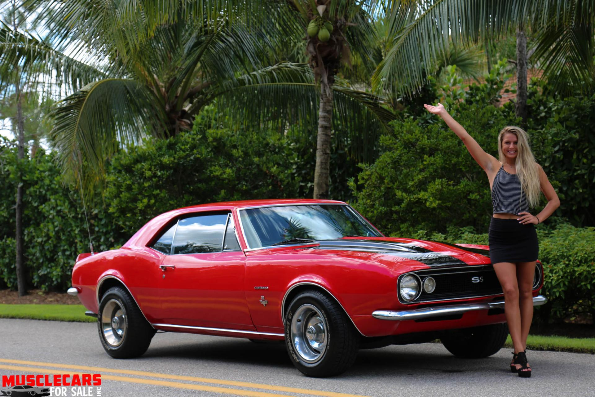 Used 1967 Chevrolet Camaro for sale Sold at Muscle Cars for Sale Inc. in Fort Myers FL 33912 1