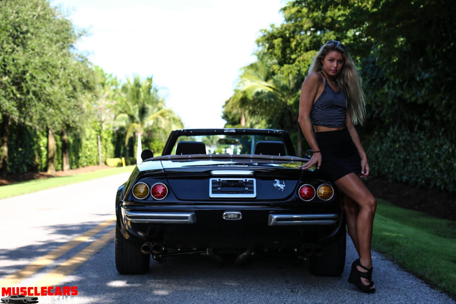 Used 1971 Ferrari Daytona Spyder 365 GTB for sale Sold at Muscle Cars for Sale Inc. in Fort Myers FL 33912 7