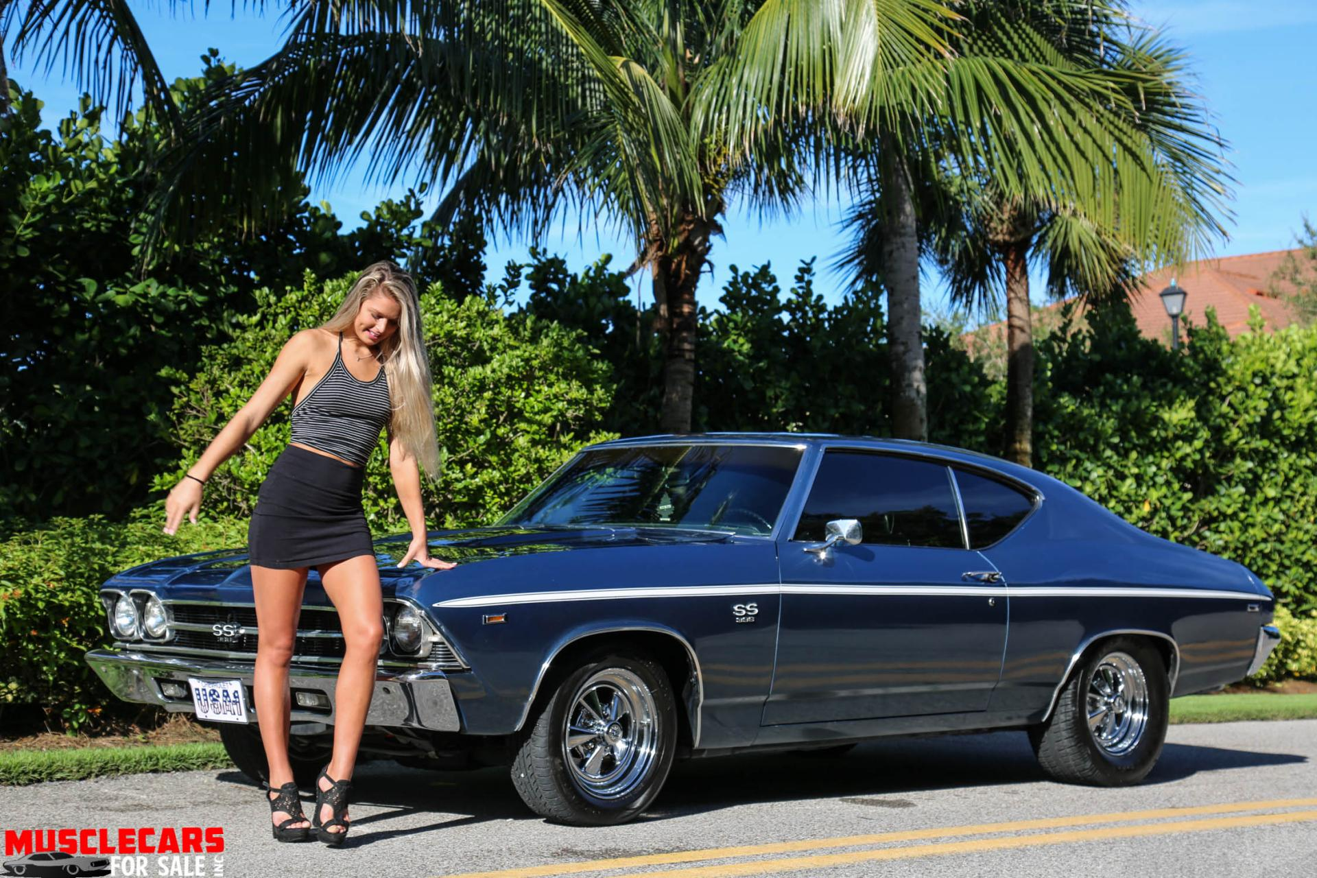 Used 1969 Chevrolet Chevelle SS for sale Sold at Muscle Cars for Sale Inc. in Fort Myers FL 33912 4