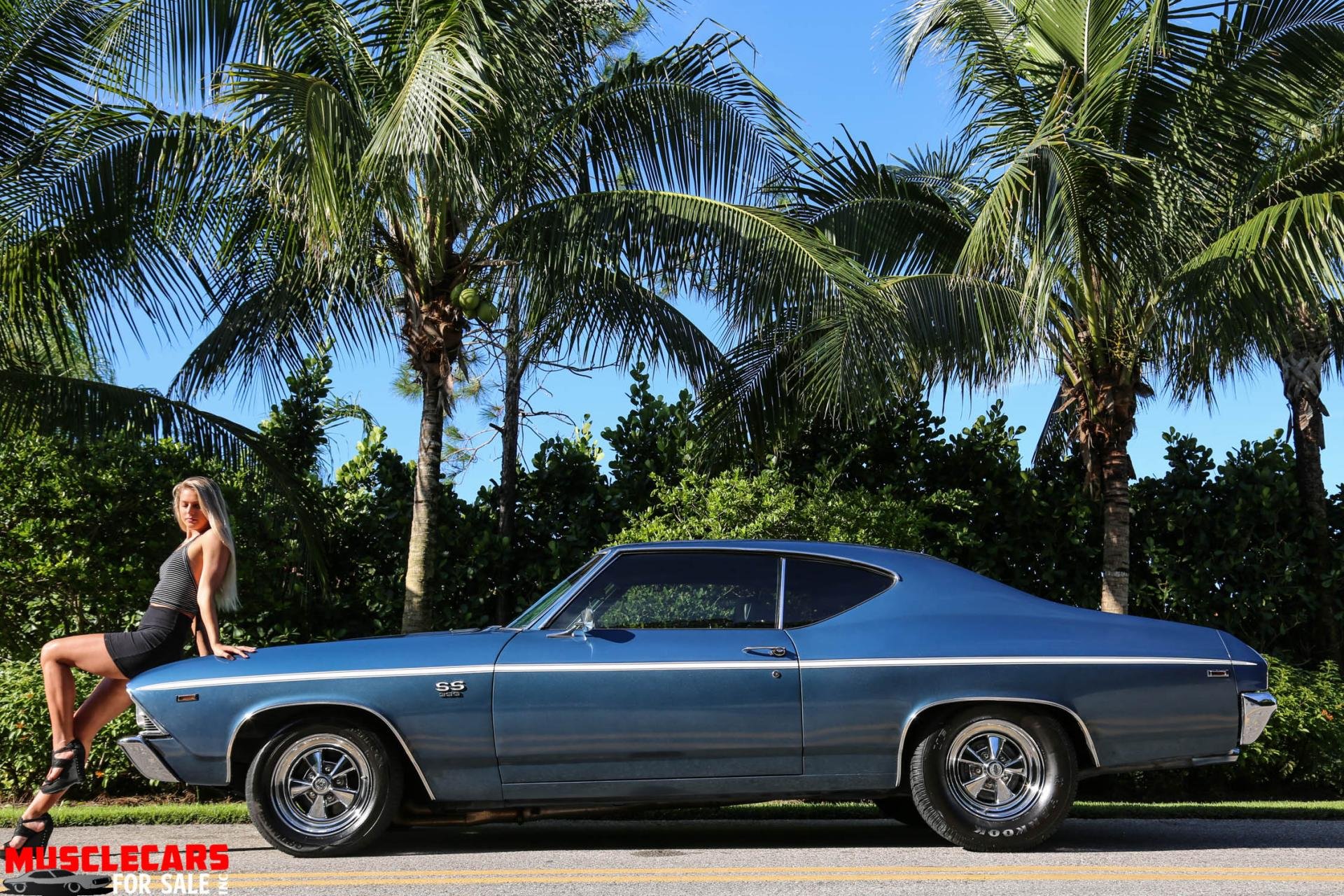 Used 1969 Chevrolet Chevelle SS for sale Sold at Muscle Cars for Sale Inc. in Fort Myers FL 33912 5
