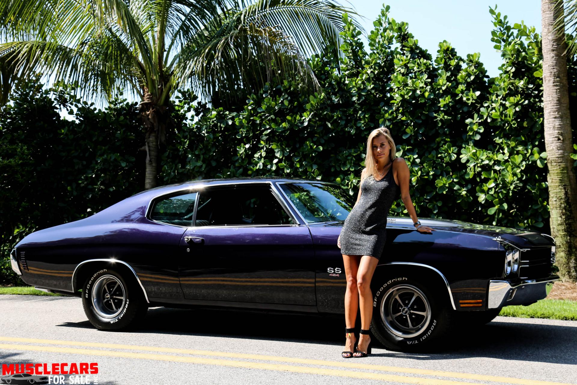 Used 1970 Chevrolet Chevelle SS for sale Sold at Muscle Cars for Sale Inc. in Fort Myers FL 33912 4
