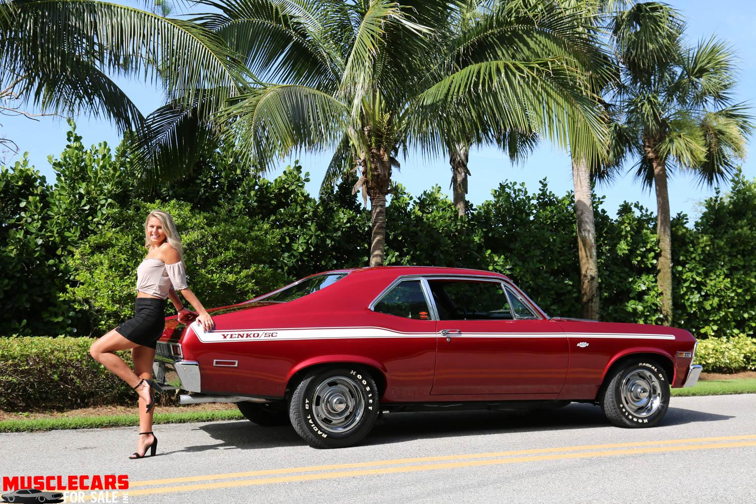 Used 1972 Chevrolet Nova for sale Sold at Muscle Cars for Sale Inc. in Fort Myers FL 33912 2