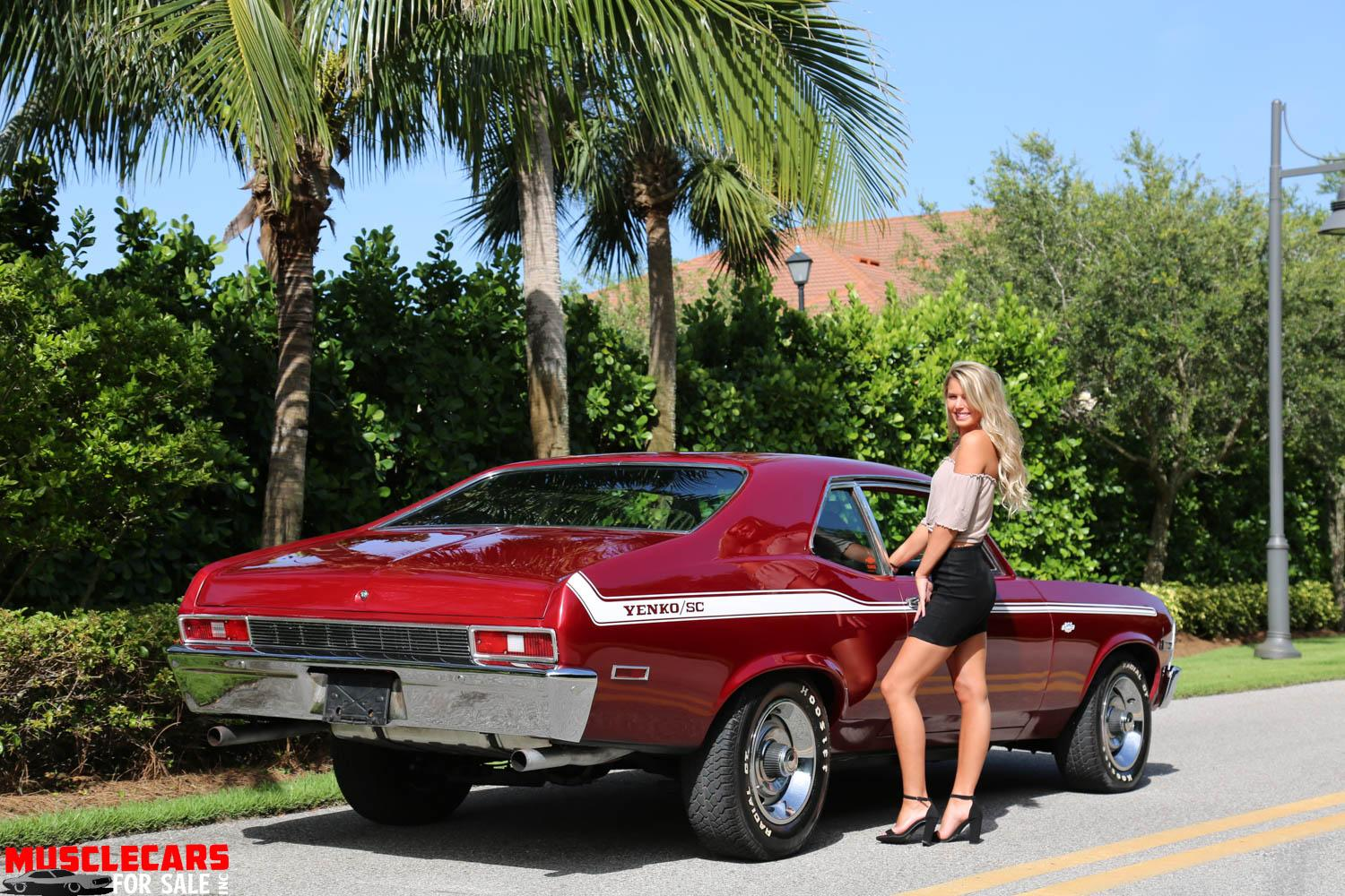 Used 1972 Chevrolet Nova for sale Sold at Muscle Cars for Sale Inc. in Fort Myers FL 33912 4