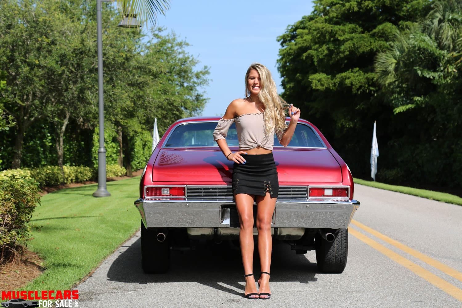 Used 1972 Chevrolet Nova for sale Sold at Muscle Cars for Sale Inc. in Fort Myers FL 33912 5