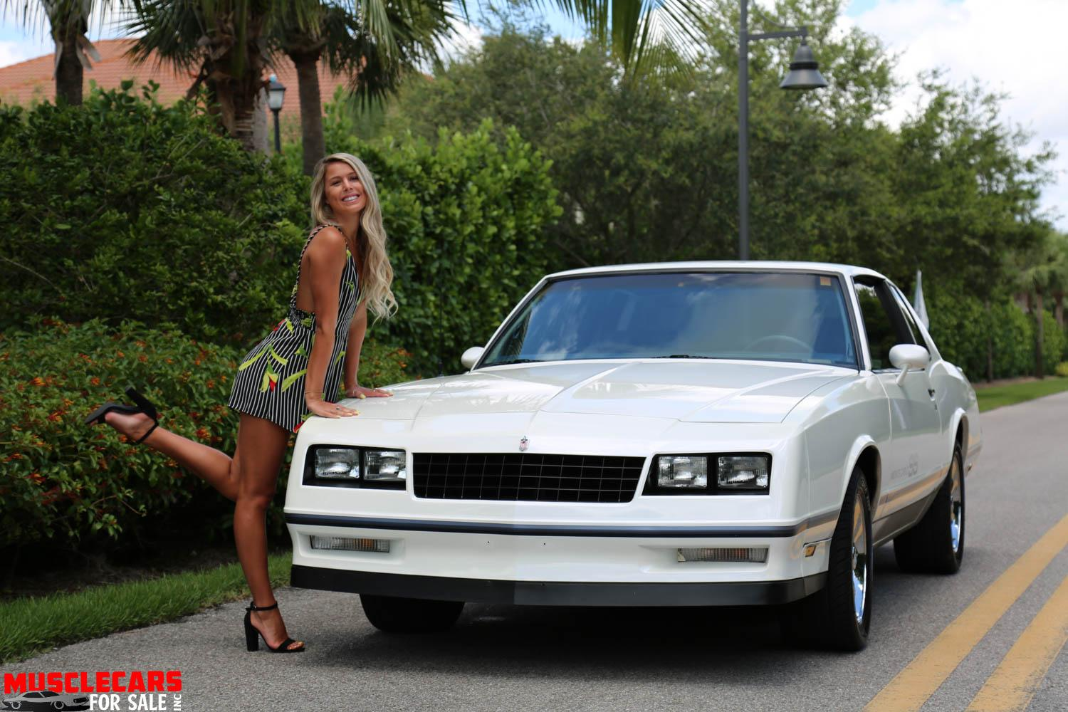 Used 1984 Chevrolet Monte Carlo SS for sale Sold at Muscle Cars for Sale Inc. in Fort Myers FL 33912 4