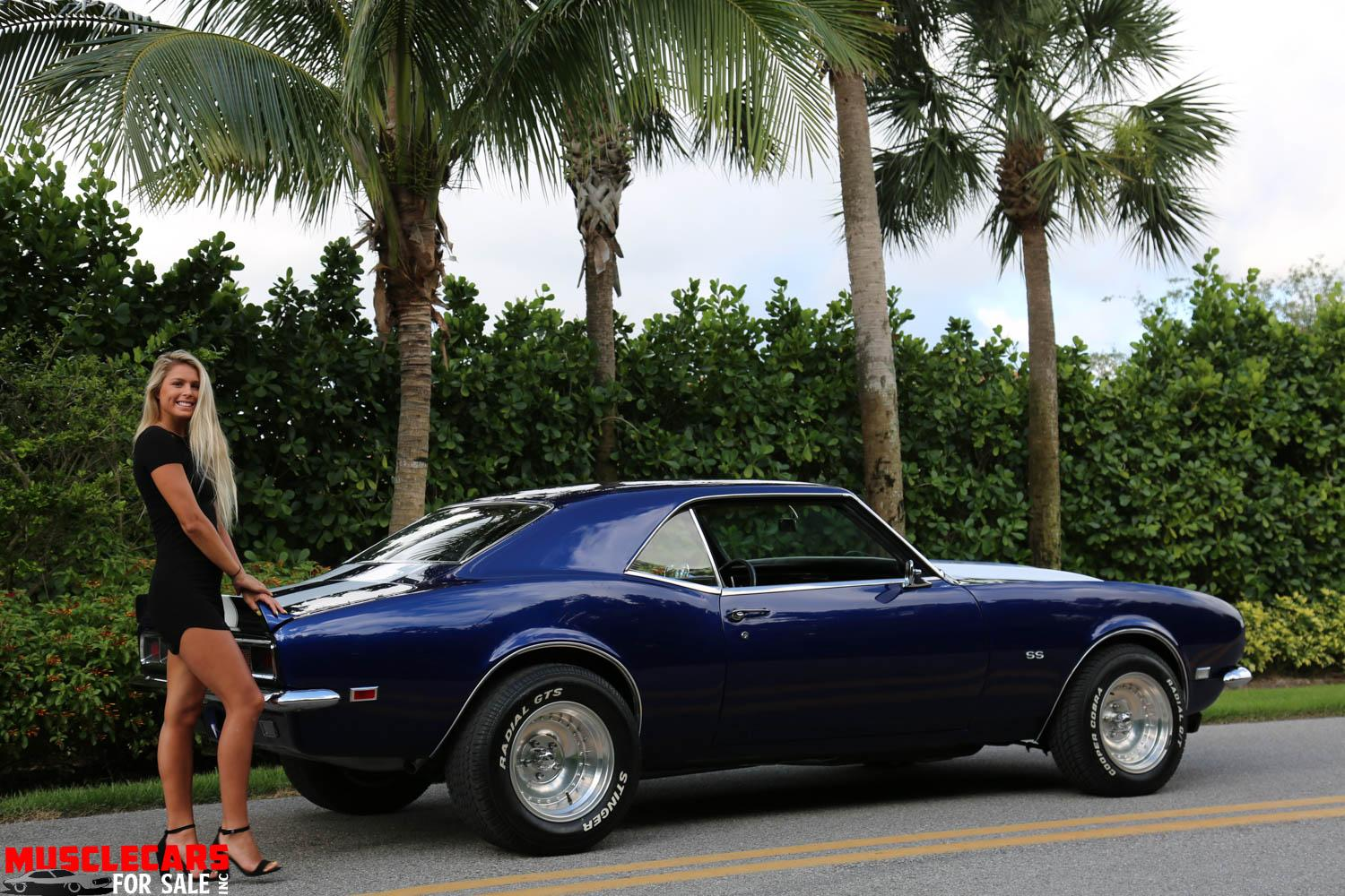 Used 1968 Chevrolet Camaro for sale Sold at Muscle Cars for Sale Inc. in Fort Myers FL 33912 4